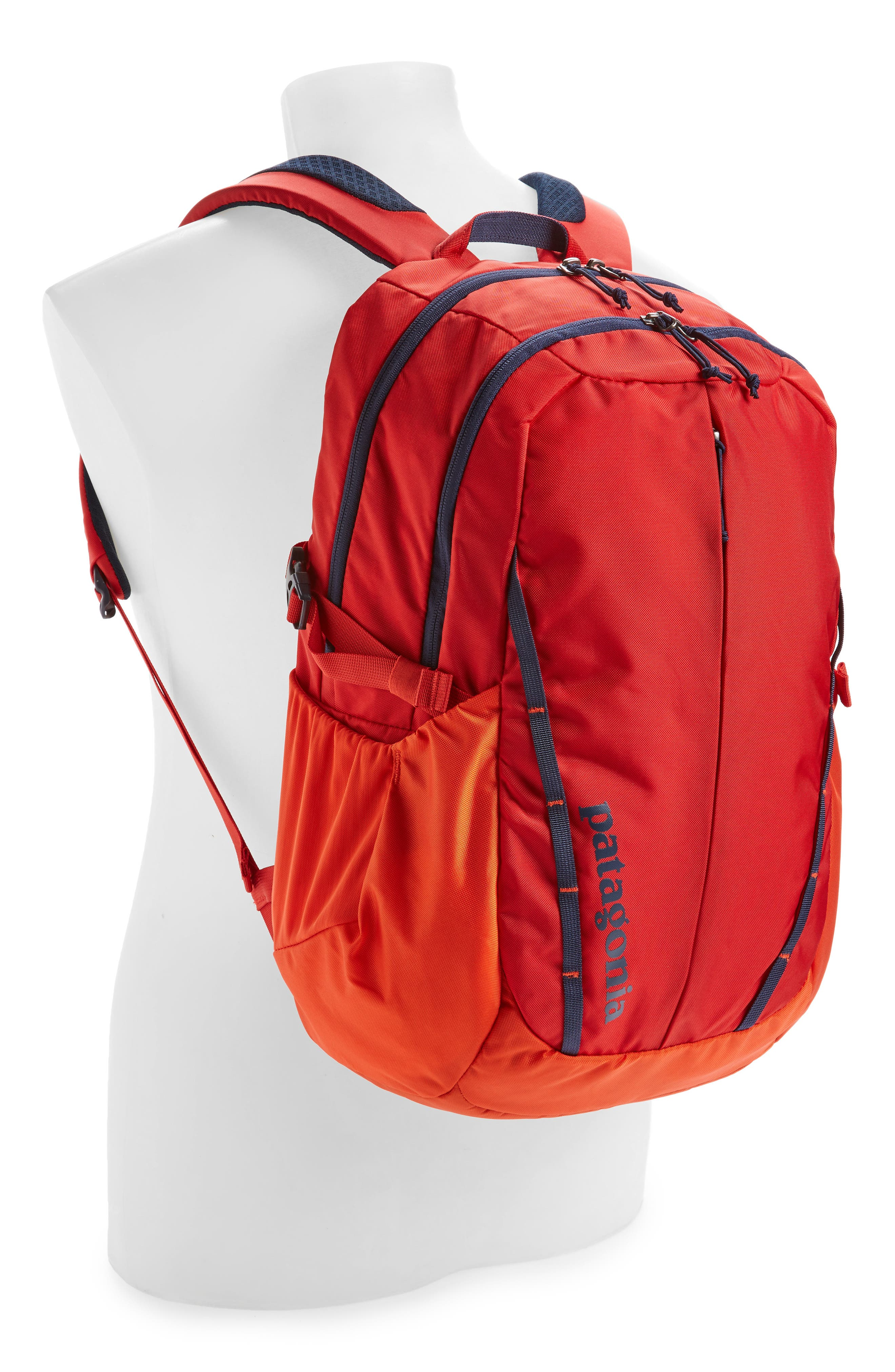 28L Refugio Backpack,                             Alternate thumbnail 2, color,                             Paintbrush Red