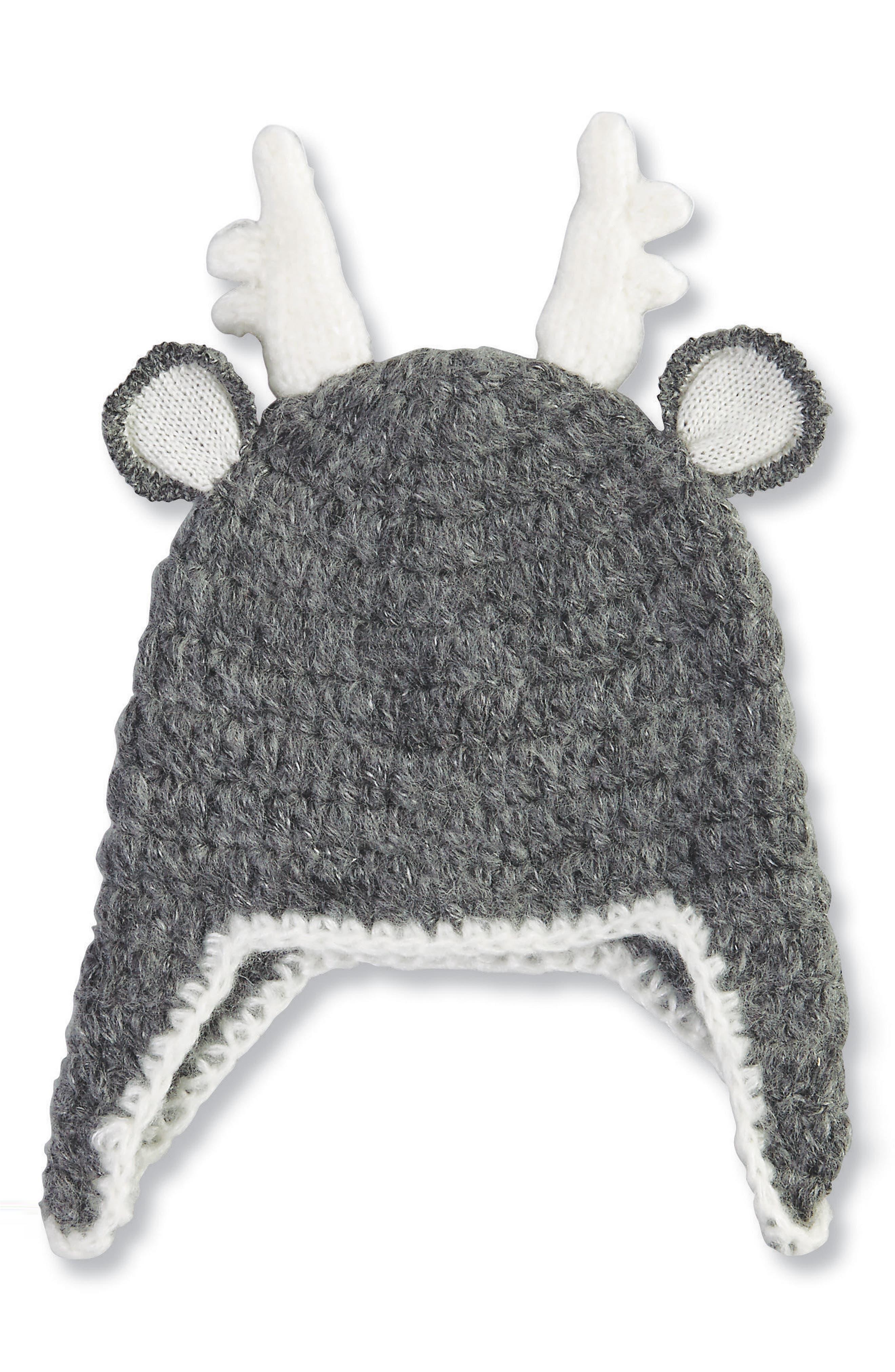 Alternate Image 1 Selected - Mud Pie Deer Hat
