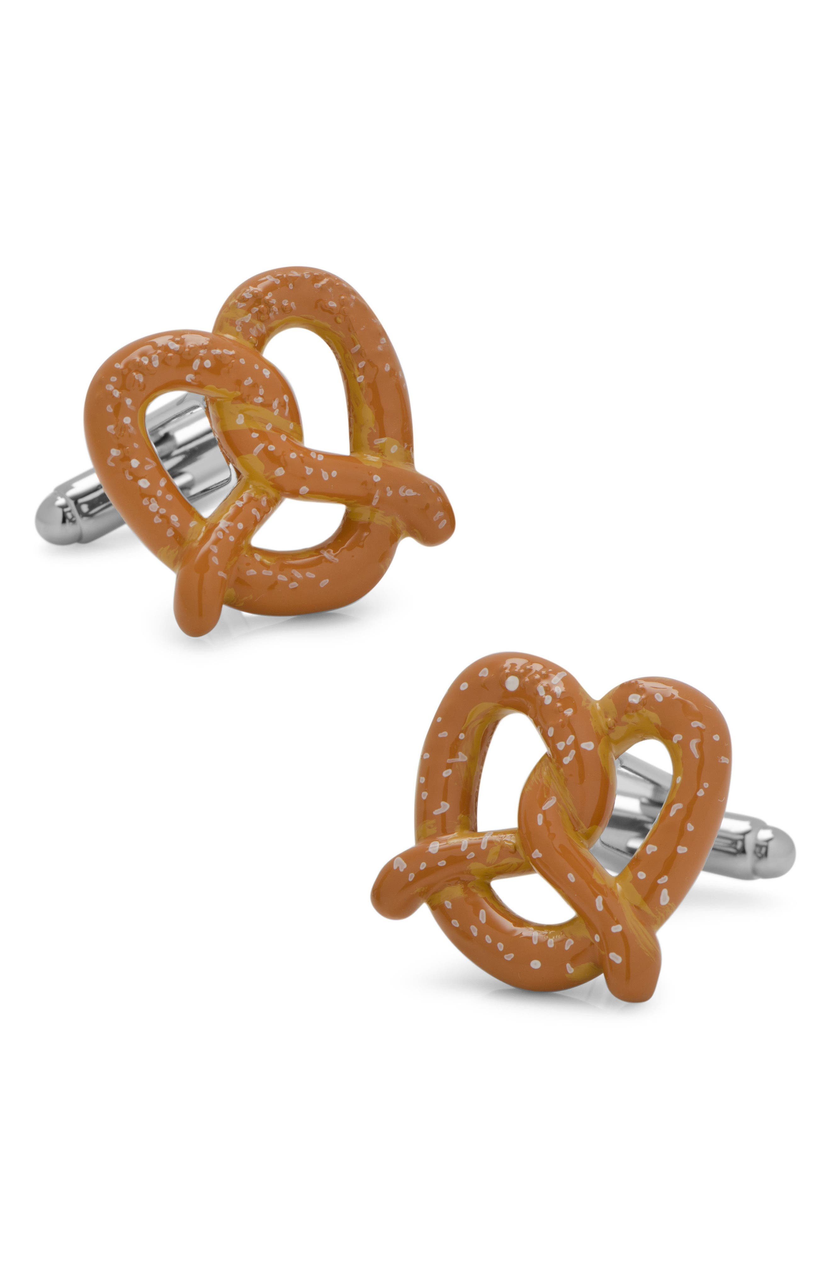 Cufflinks Inc. Pretzel Cuff Links