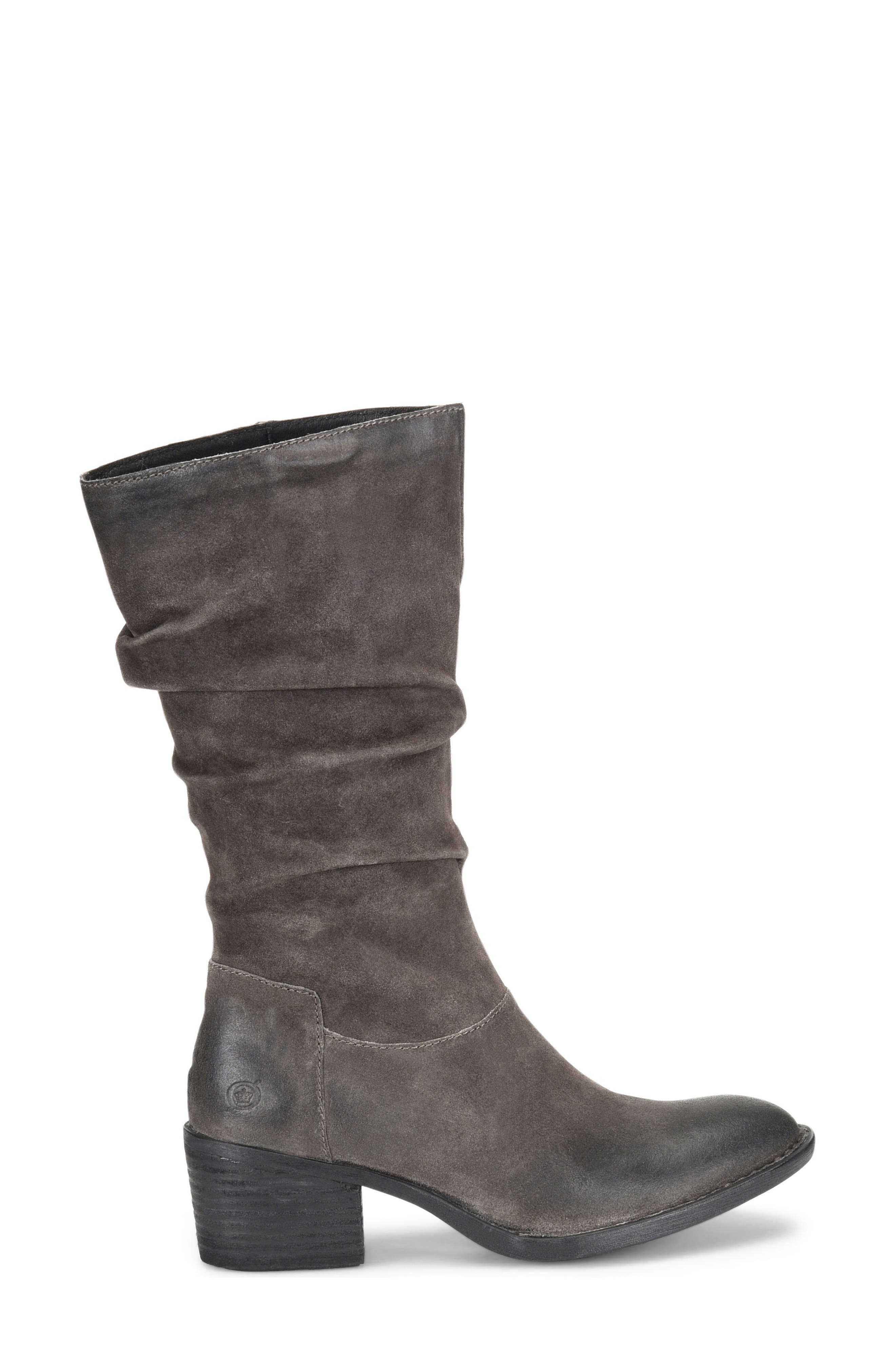 Alternate Image 3  - Børn Peavy Slouch Boot (Women)