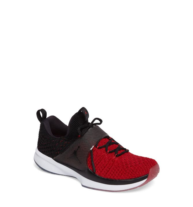 7c85e9e28c063 ... Main Image - Nike Jordan Flyknit Trainer 2 Low Sneaker (Men) ...