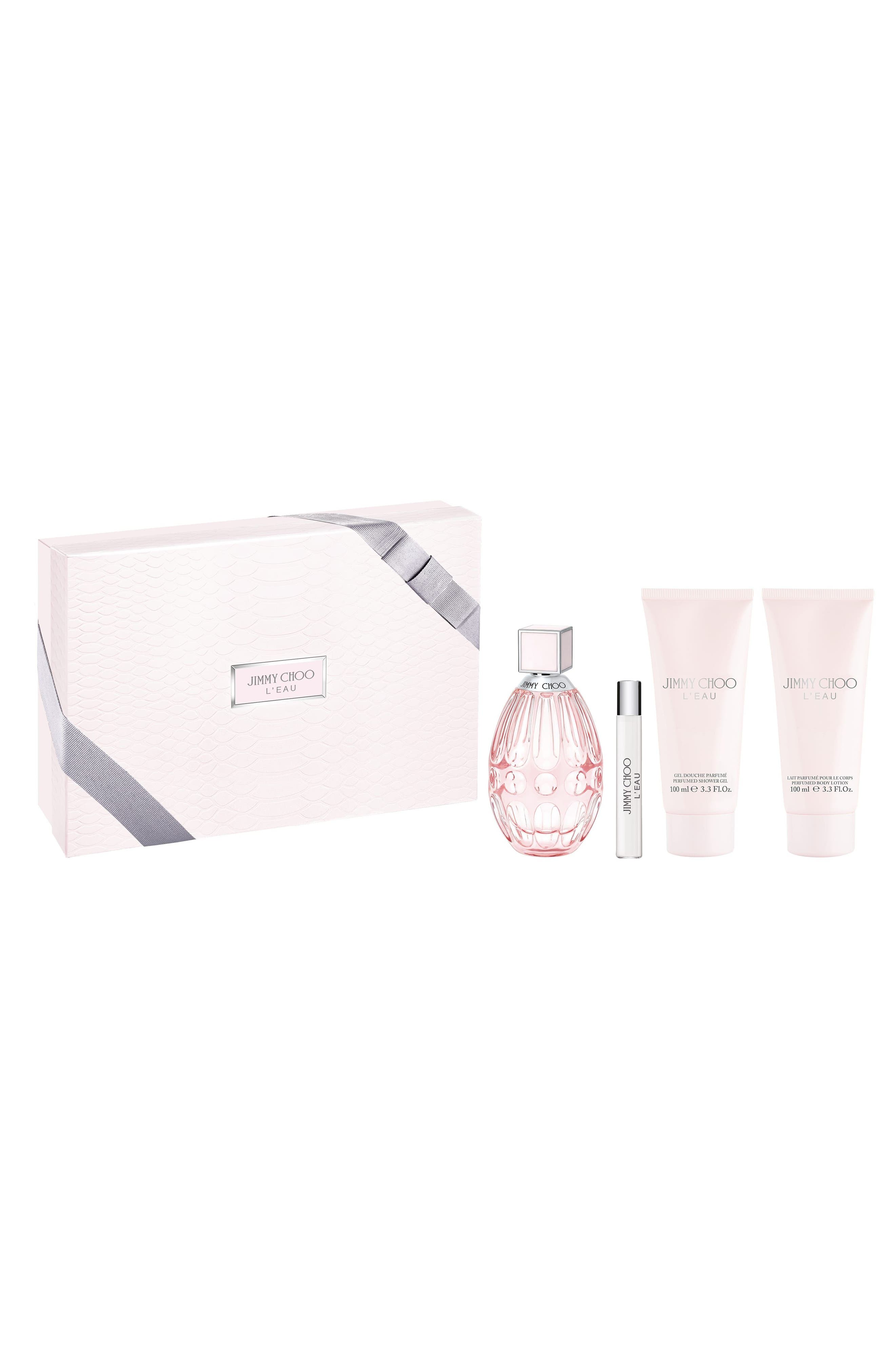 Alternate Image 1 Selected - Jimmy Choo L'Eau Collection ($168 Value)