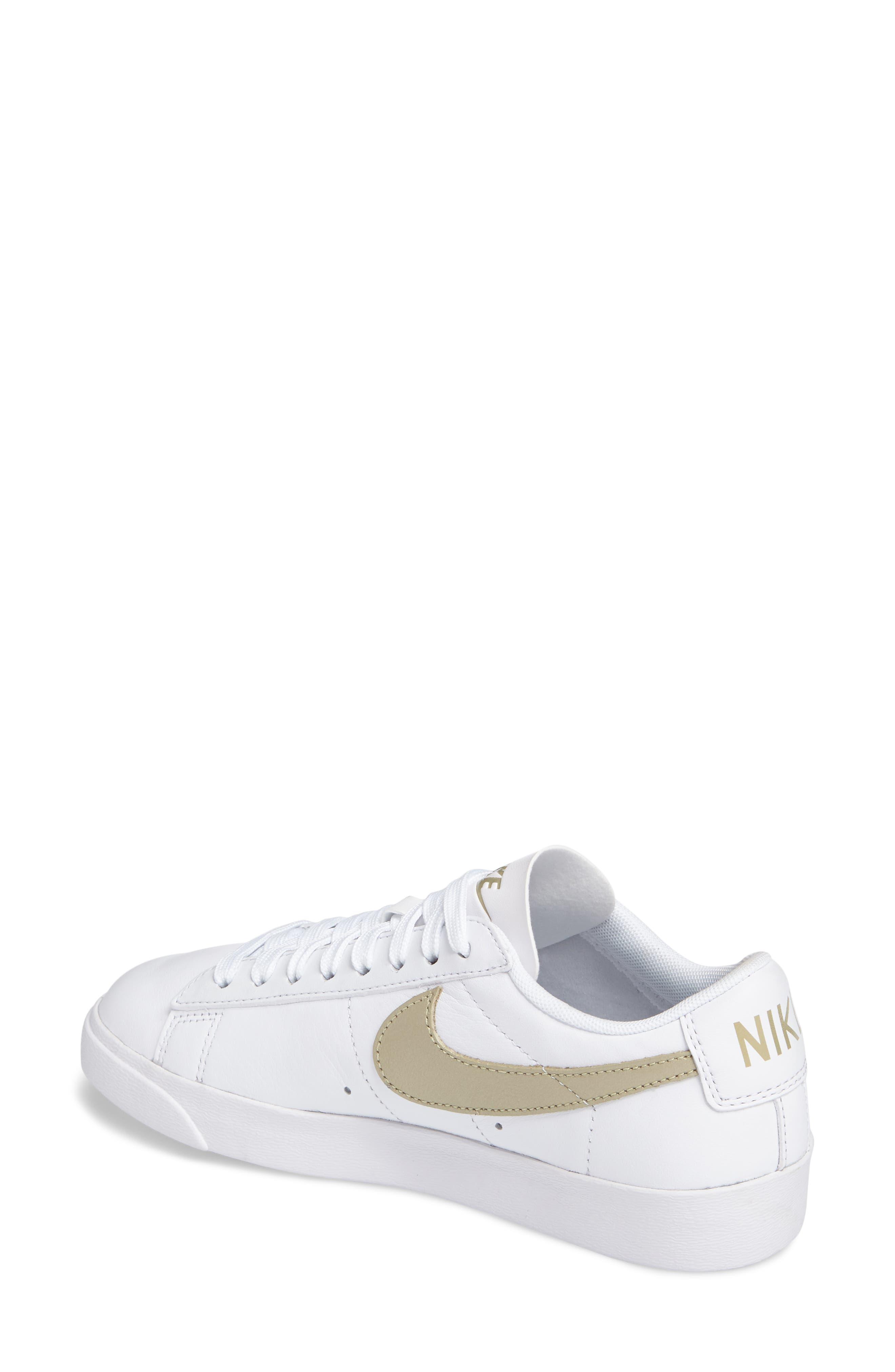Alternate Image 3  - Nike Blazer Low LE Basketball Shoe (Women)