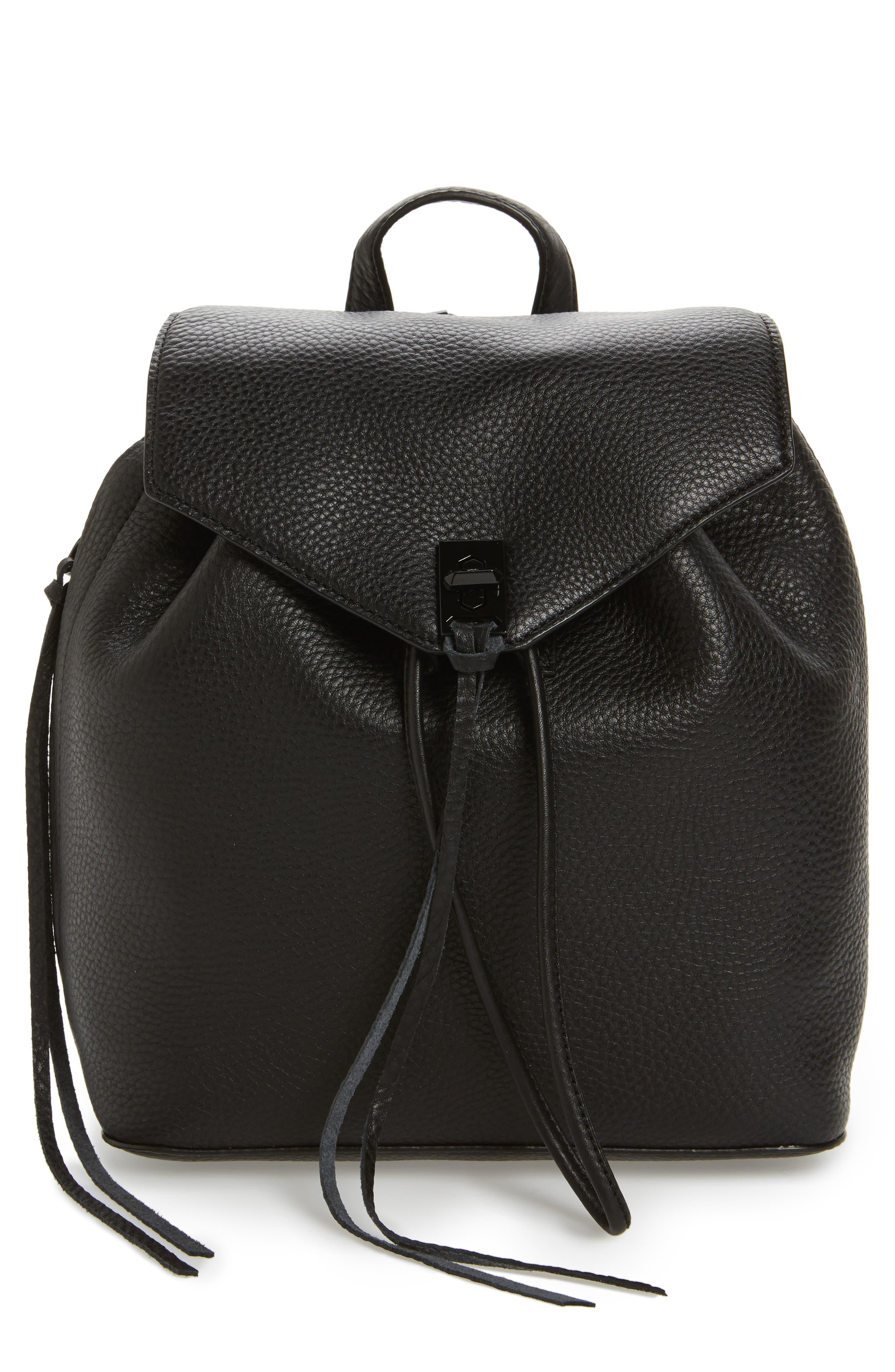 Rebecca Minkoff Medium Darren Leather Backpack