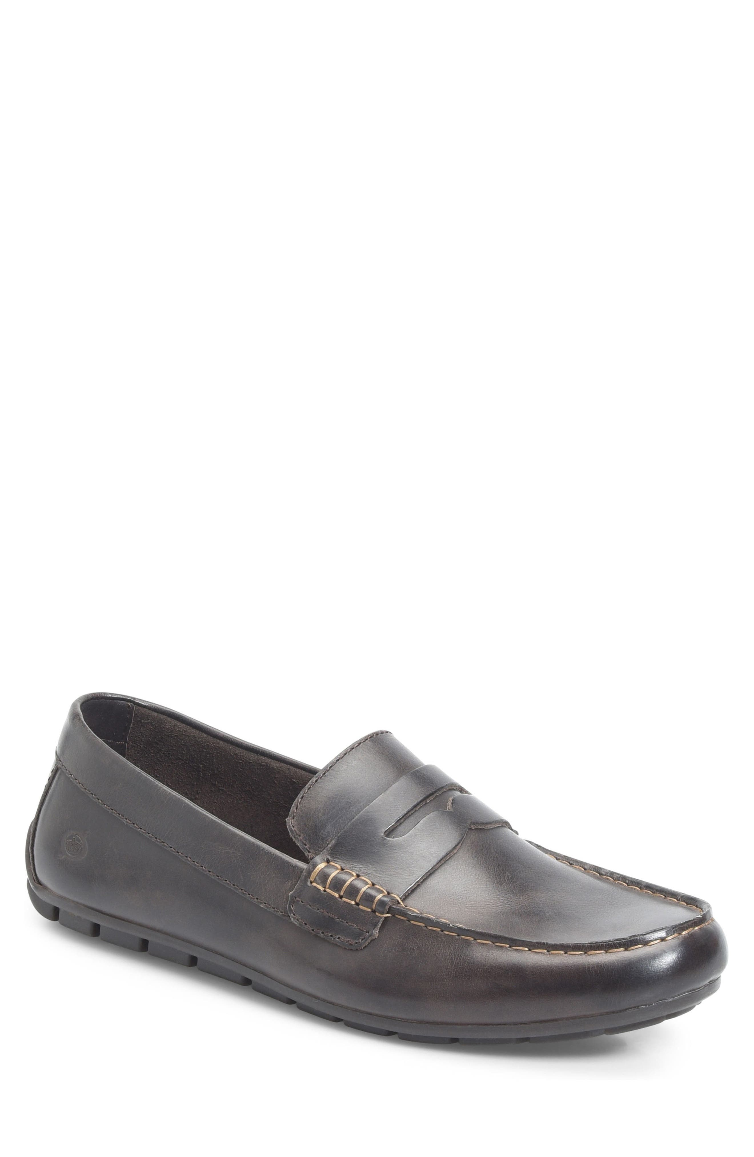 Andes Driving Shoe,                         Main,                         color, Chocolate
