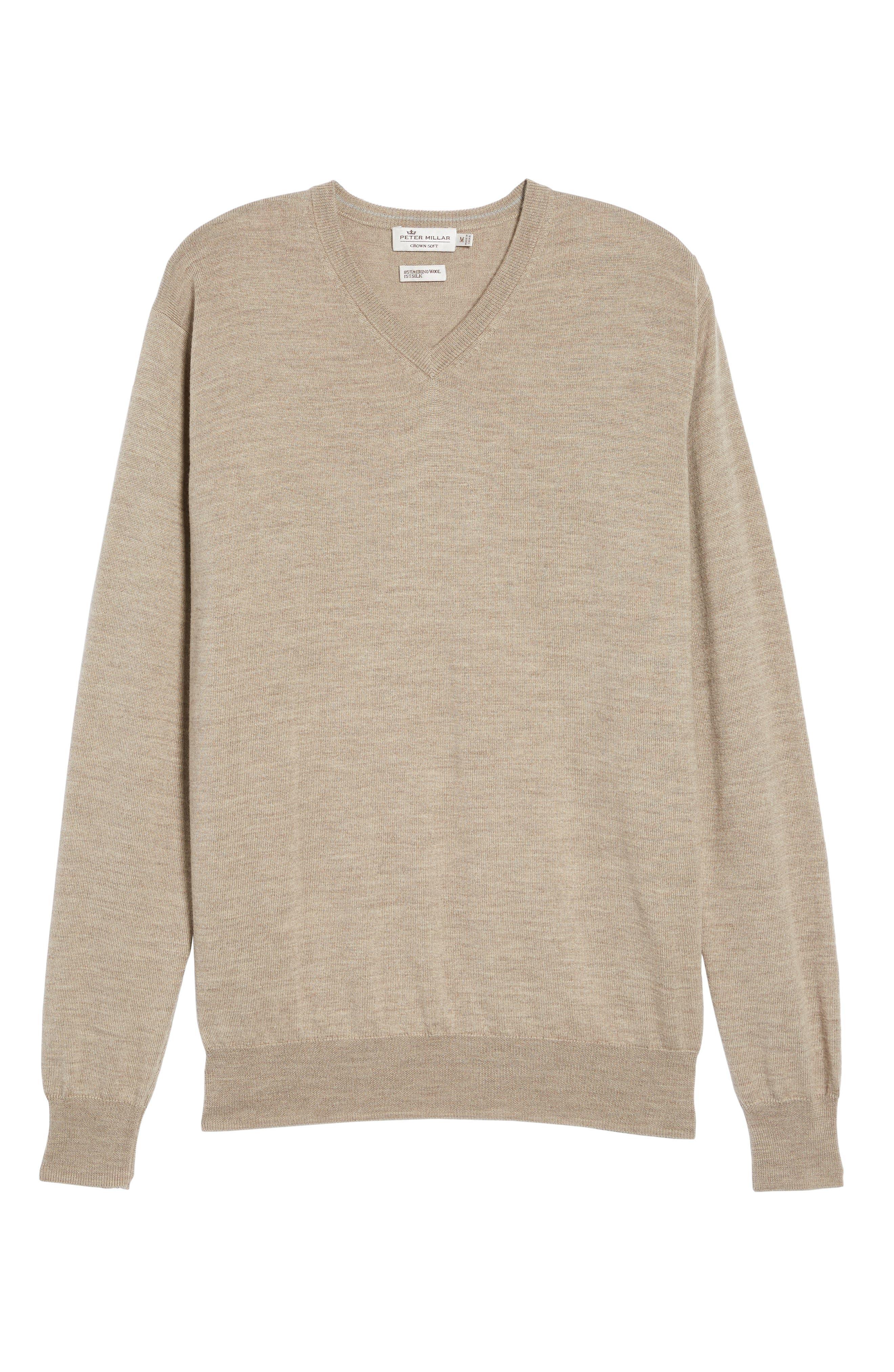 Merino Sweater,                             Alternate thumbnail 6, color,                             Astro