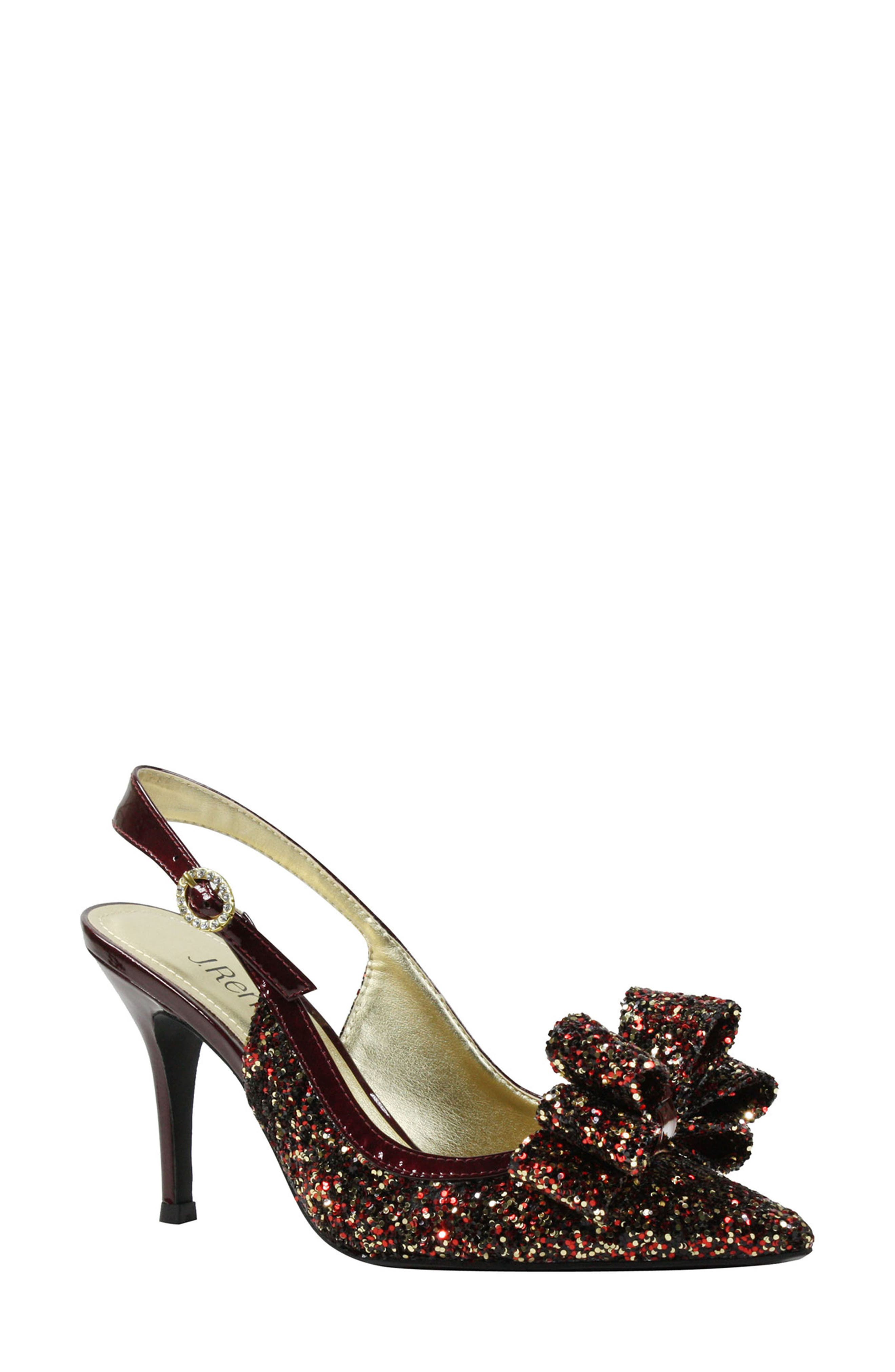 Alternate Image 1 Selected - J. Reneé Charise Slingback Pump (Women)