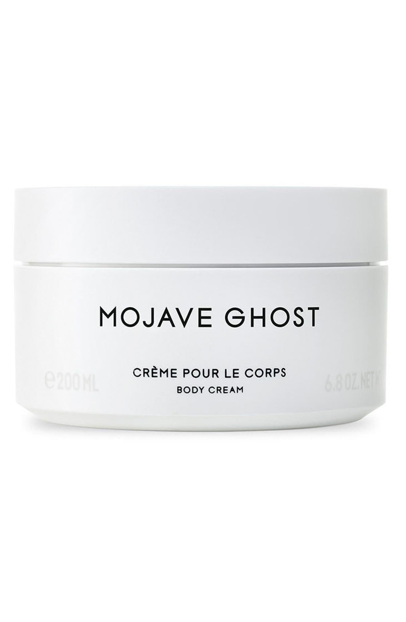 Mojave Ghost Body Cream,                             Main thumbnail 1, color,                             No Color