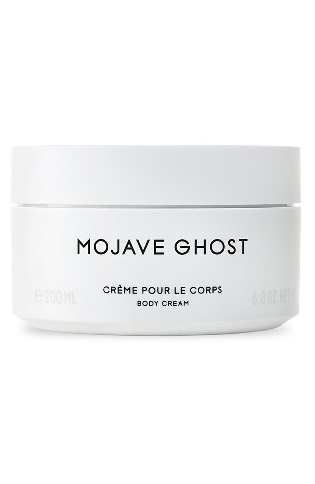 Mojave Ghost Body Cream,                         Main,                         color, No Color