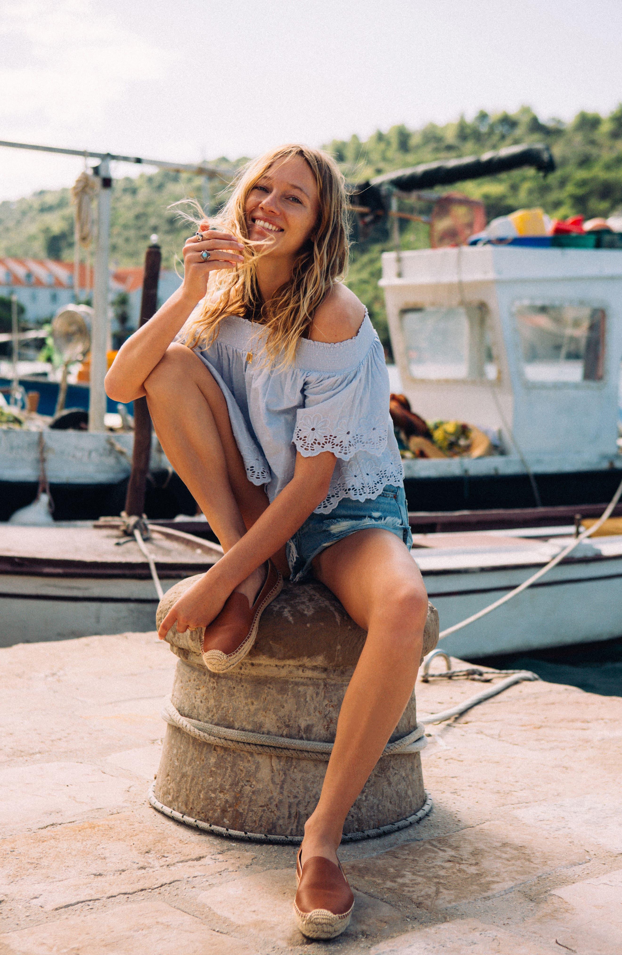 Alternate Image 6  - Soludos 'Smoking' Espadrille Platform Shoe (Women)