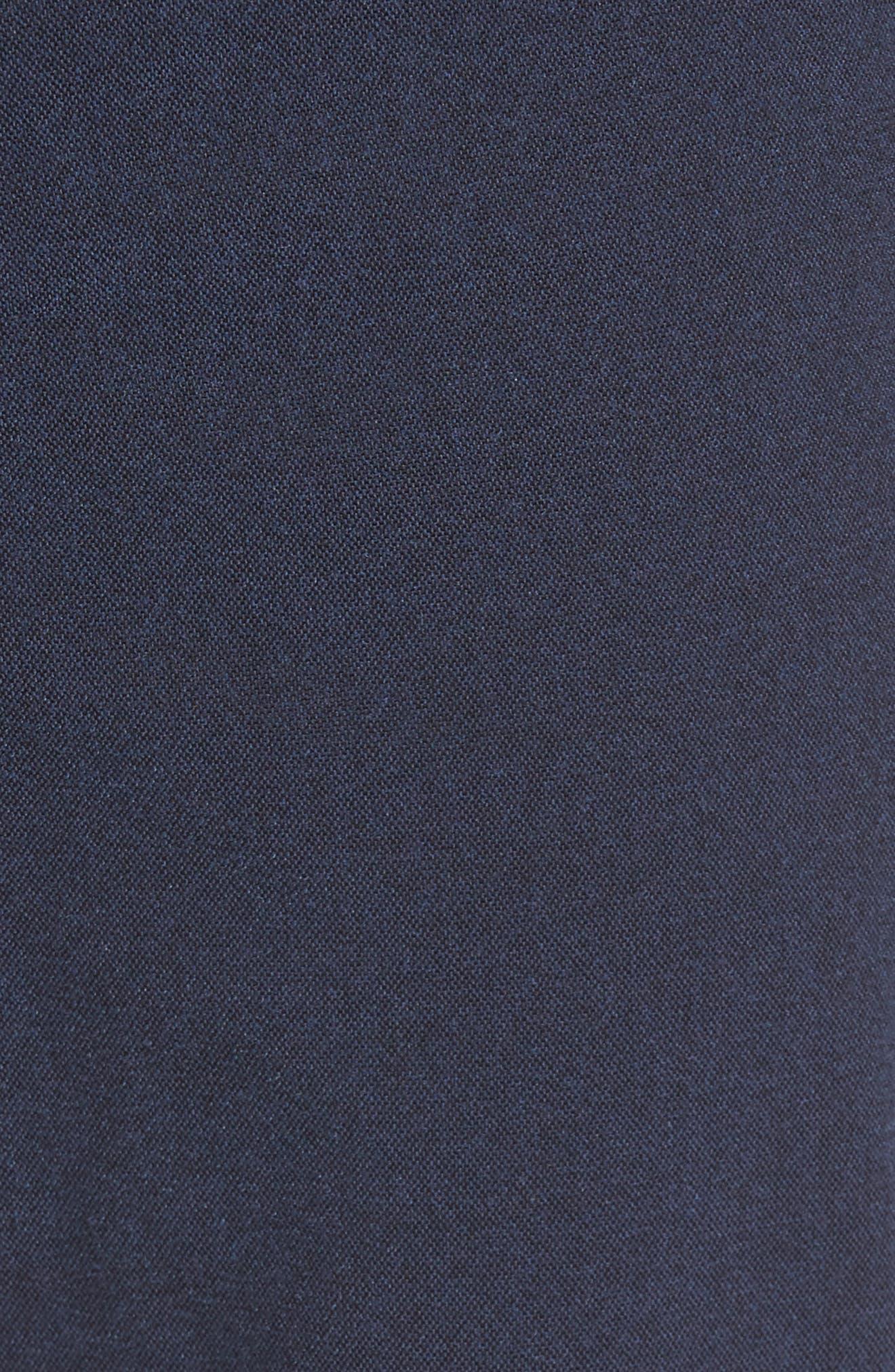 Alternate Image 6  - Ted Baker London Modern Slim Fit Trousers (Tall)