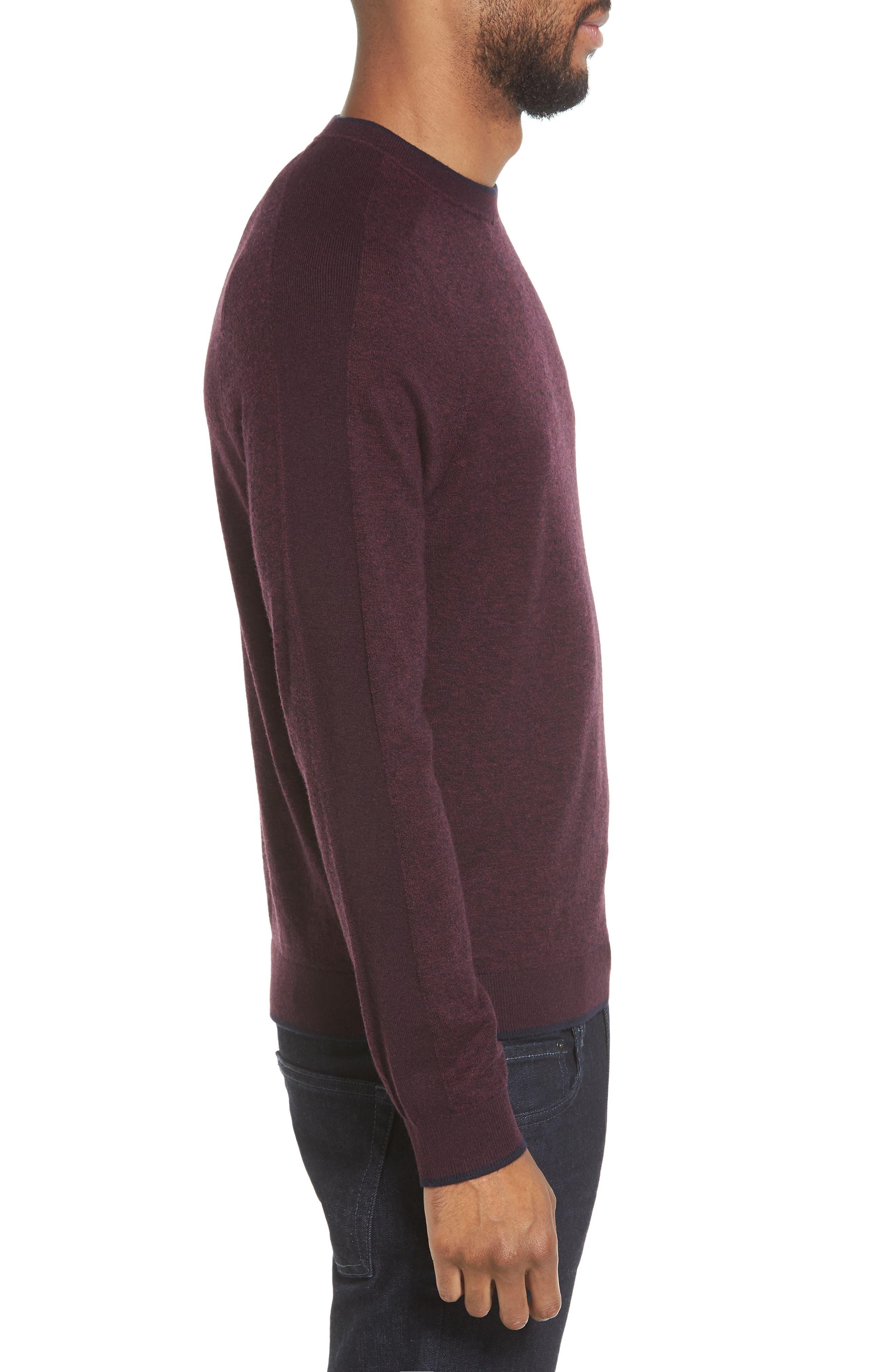 Alternate Image 3  - Ted Baker London Norpol Crewneck Sweater