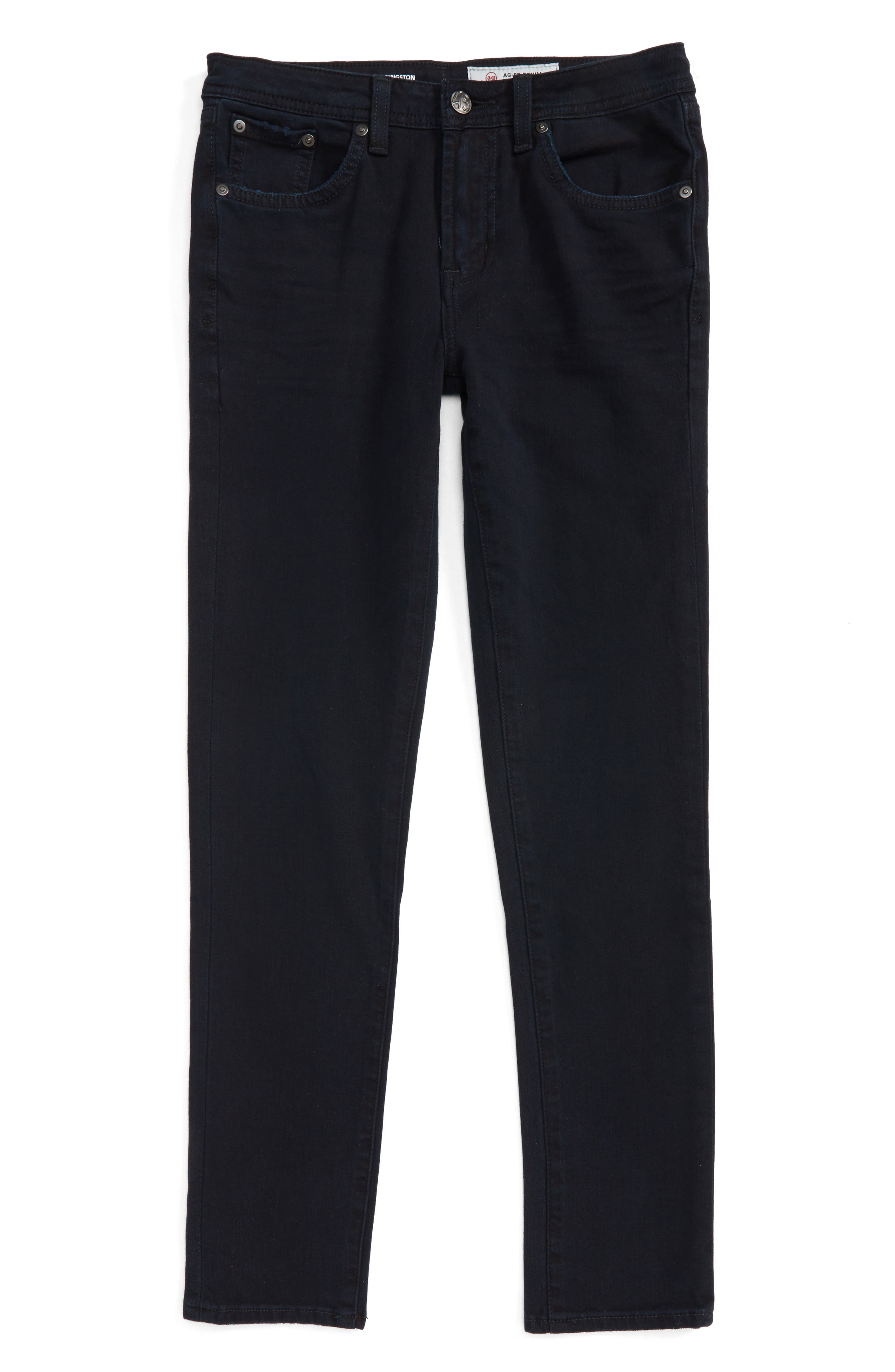 The Kingston Slim Jeans,                         Main,                         color, 2 Years Abacus