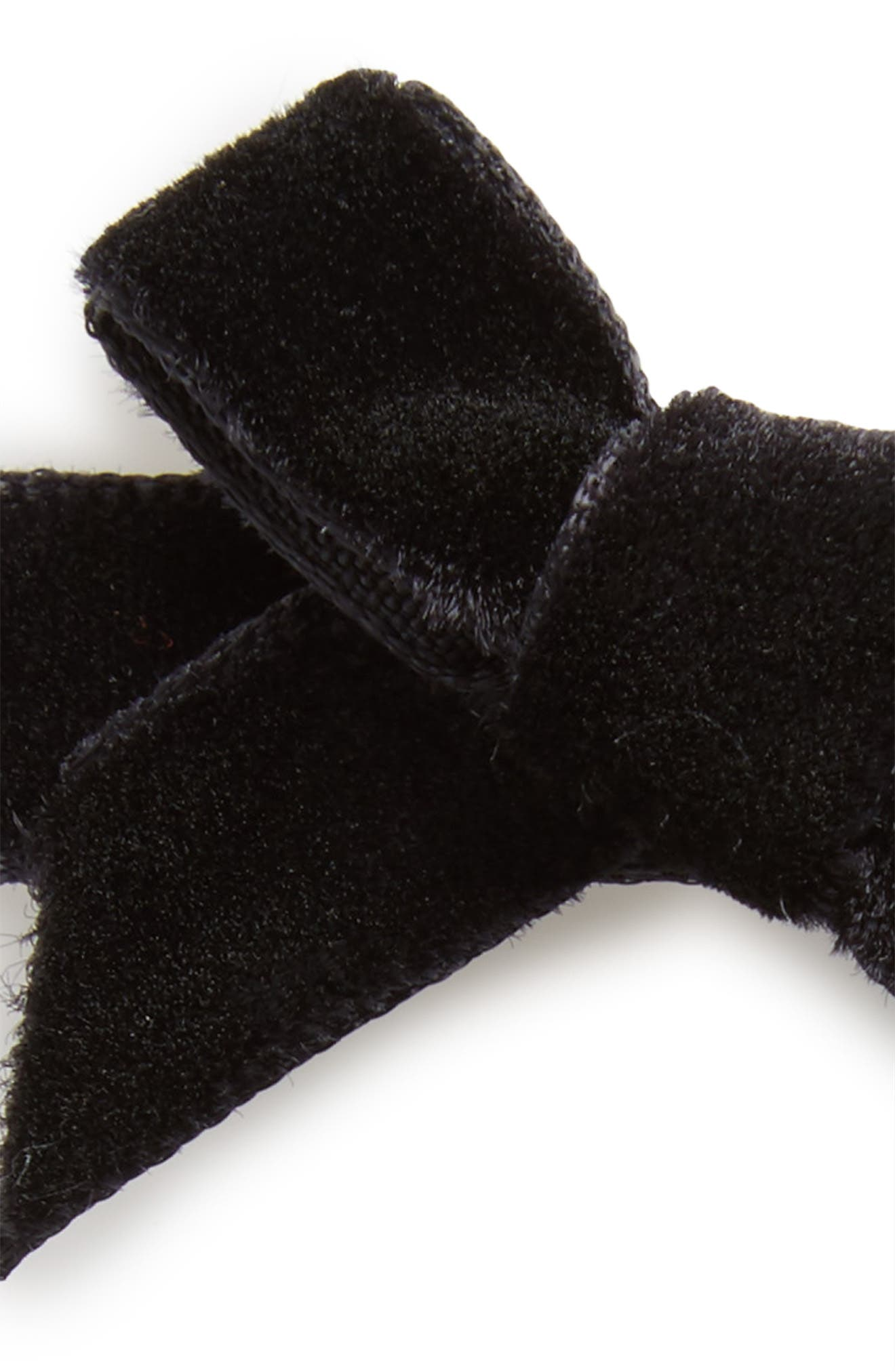 Alternate Image 3  - PLH Bows & Laces 2-Pack Bow Clips (Baby Girls)