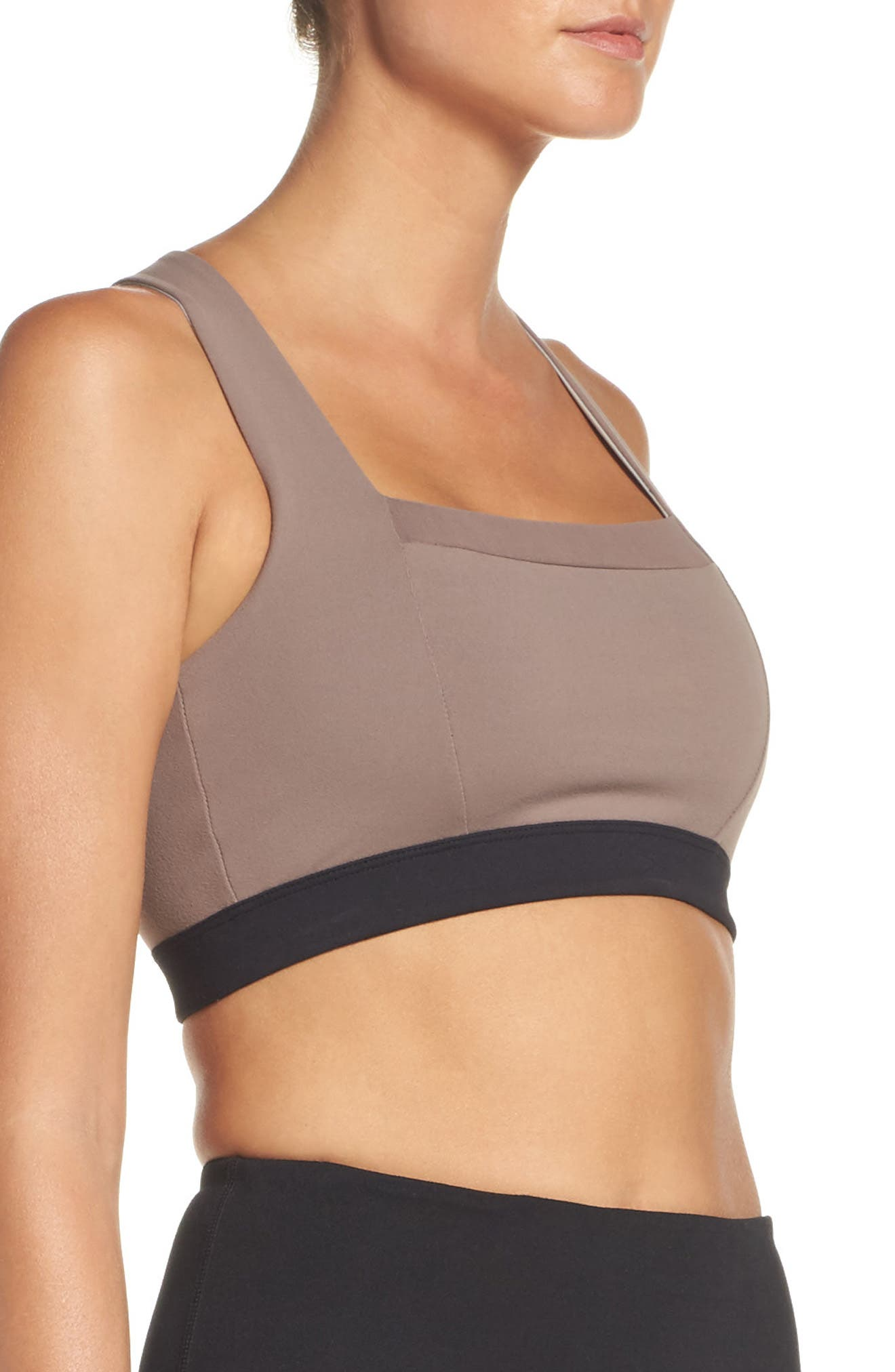 Alternate Image 3  - Zella Jenna Sports Bra
