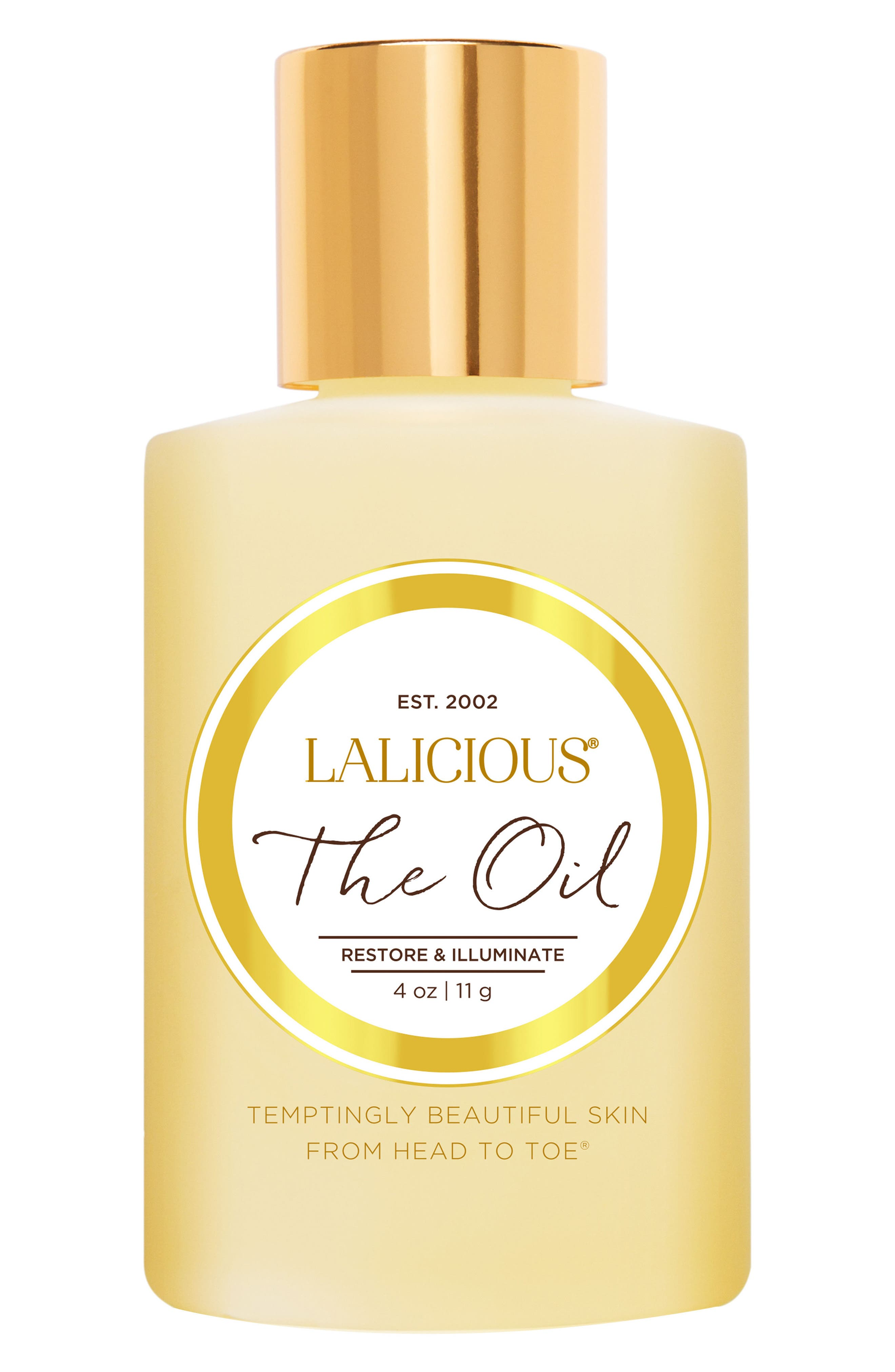 LALICIOUS The Oil