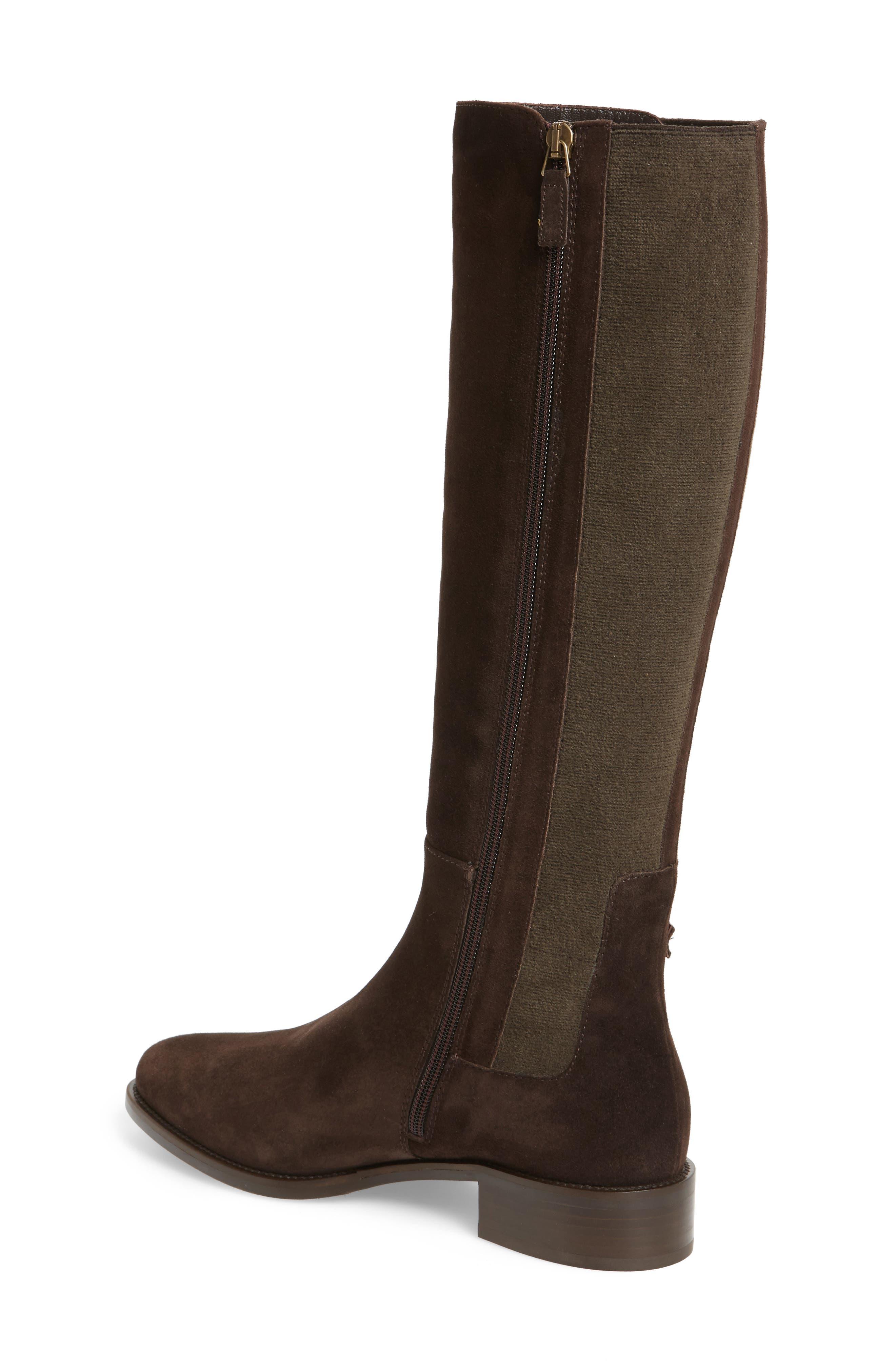 Alternate Image 2  - Aquatalia Noella Weatherproof Tall Boot (Women)