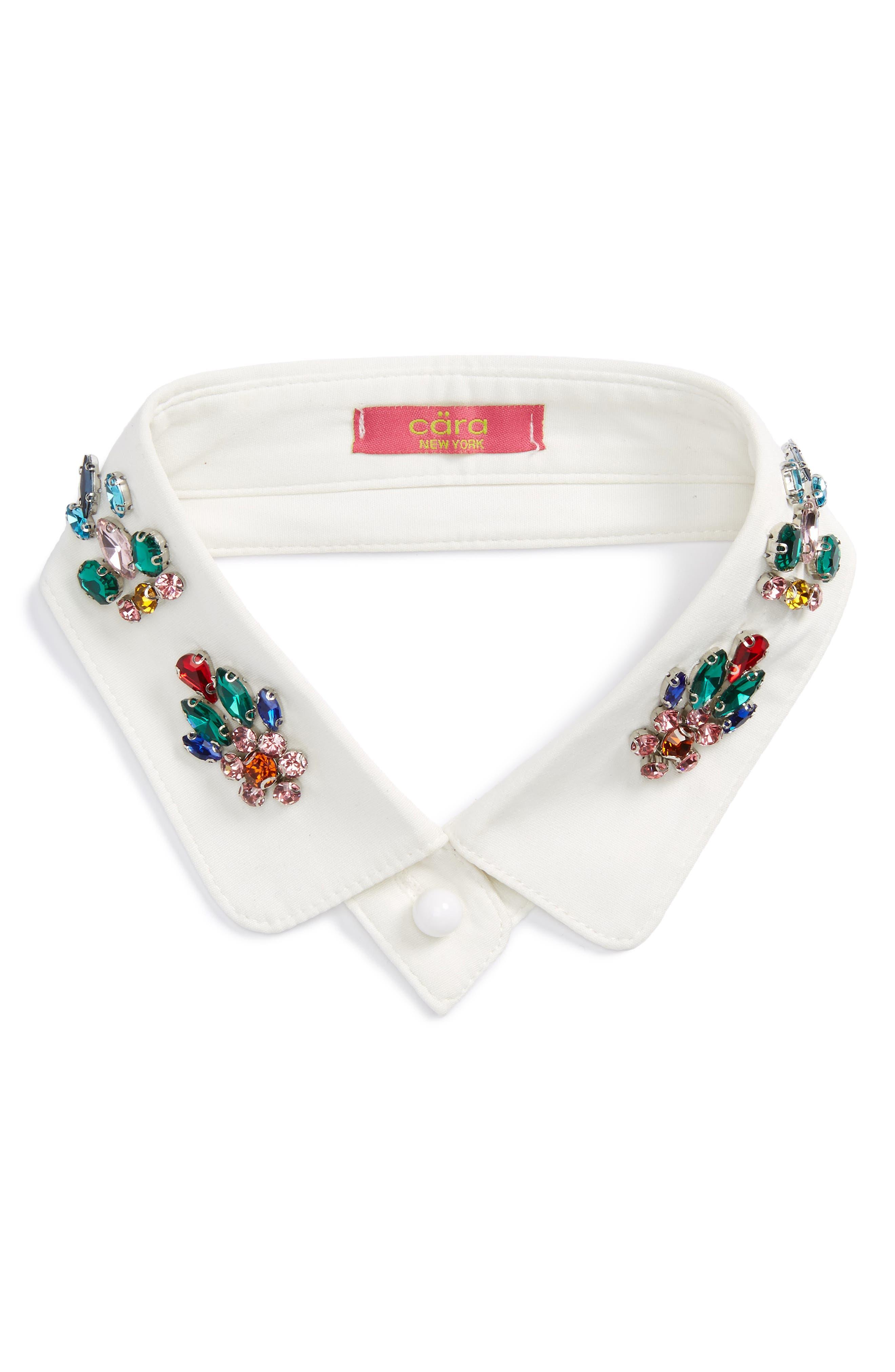 Cara Crystal Embellished Collar