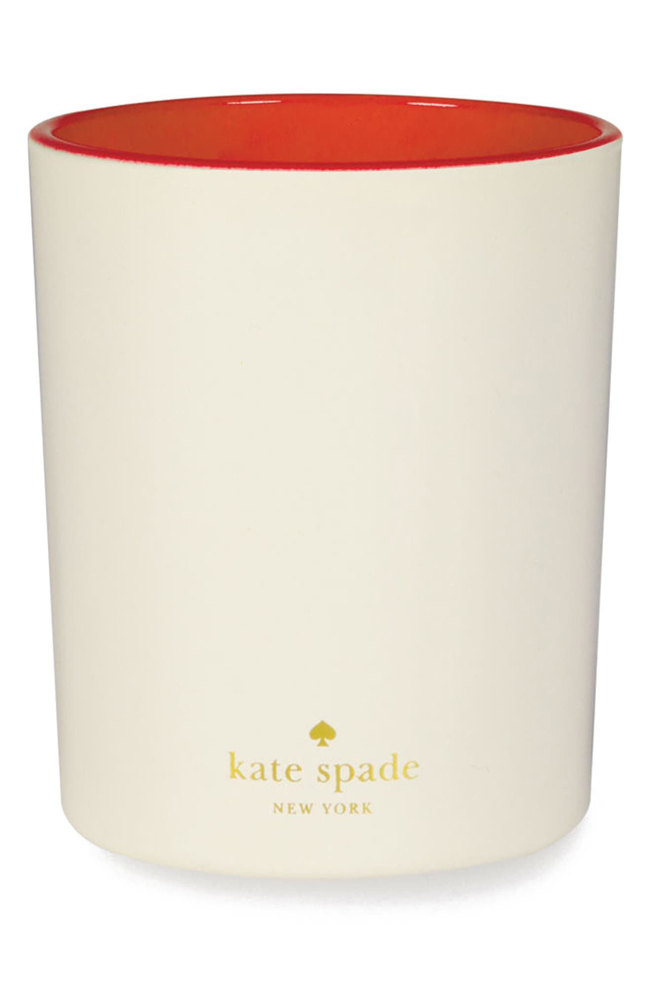 kate spade new york medium scented candle