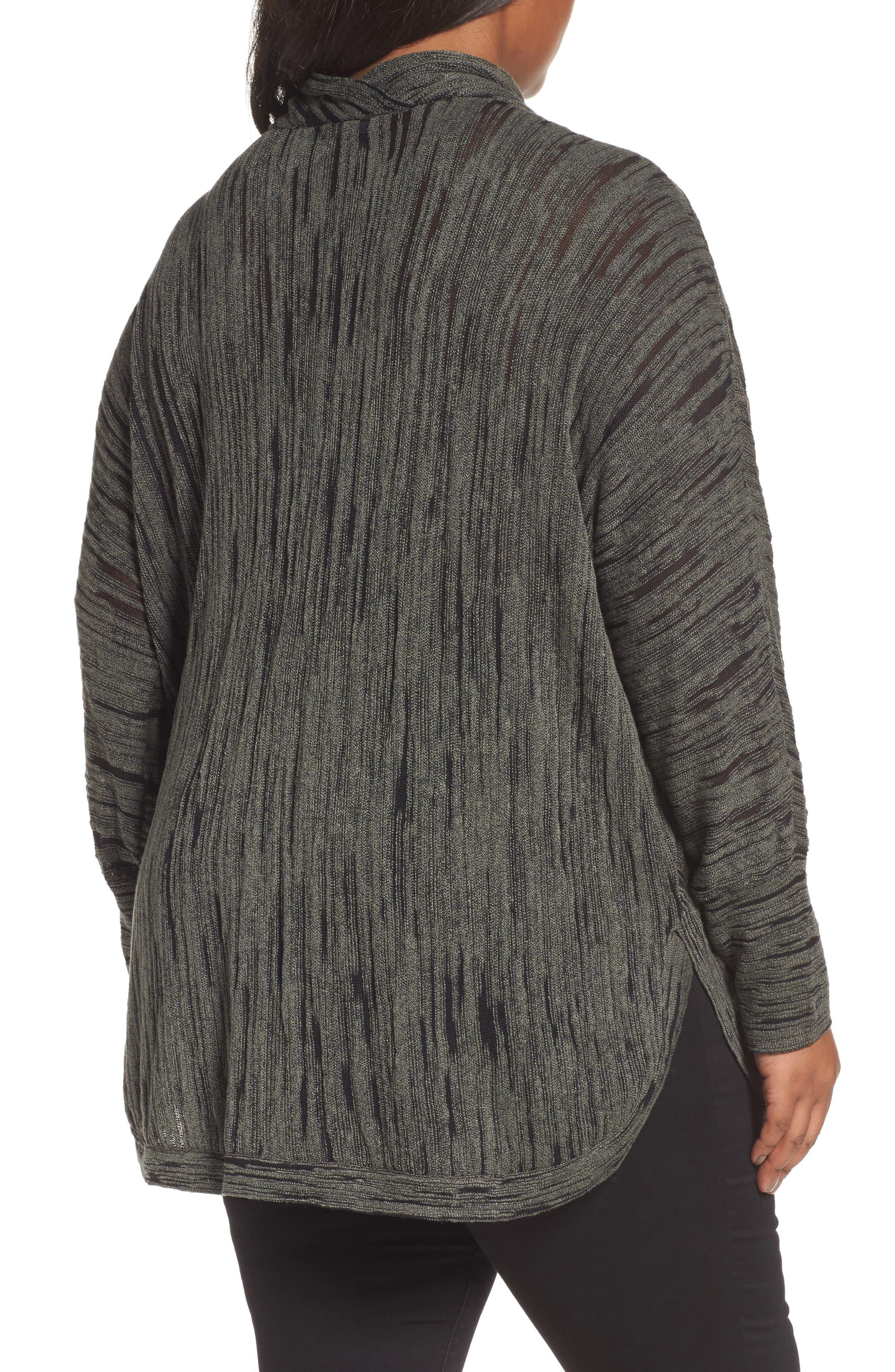 Alternate Image 2  - NIC+ZOE Cowl Neck Top (Plus Size)