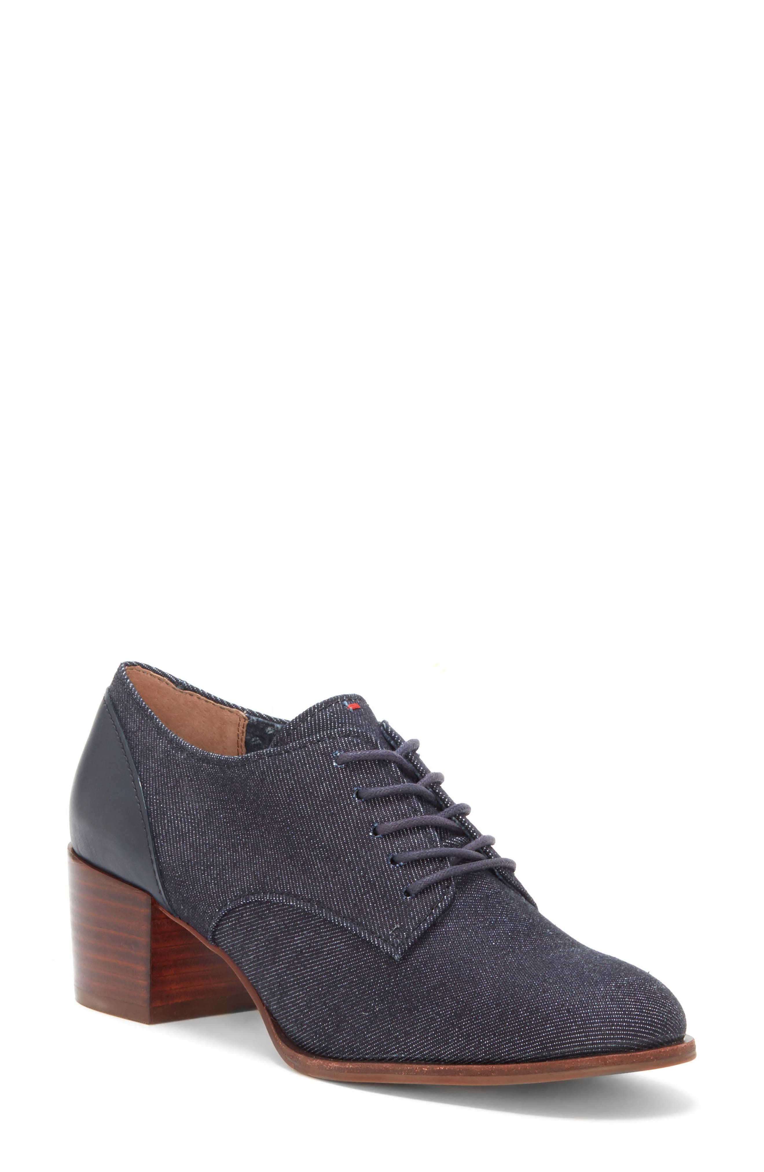 ED Ellen DeGeneres Phoebe Oxford Pump (Women)