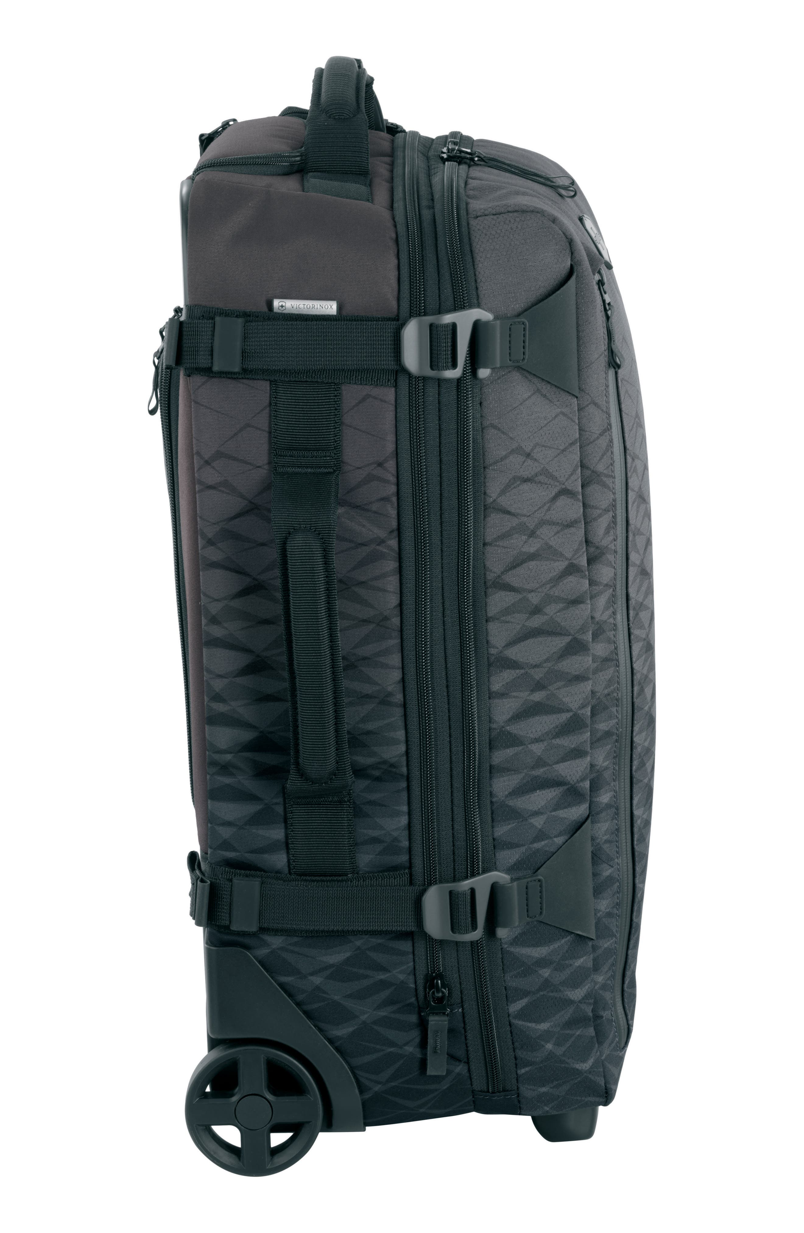 VX Touring 22-Inch Carry-On,                             Alternate thumbnail 4, color,                             Anthracite