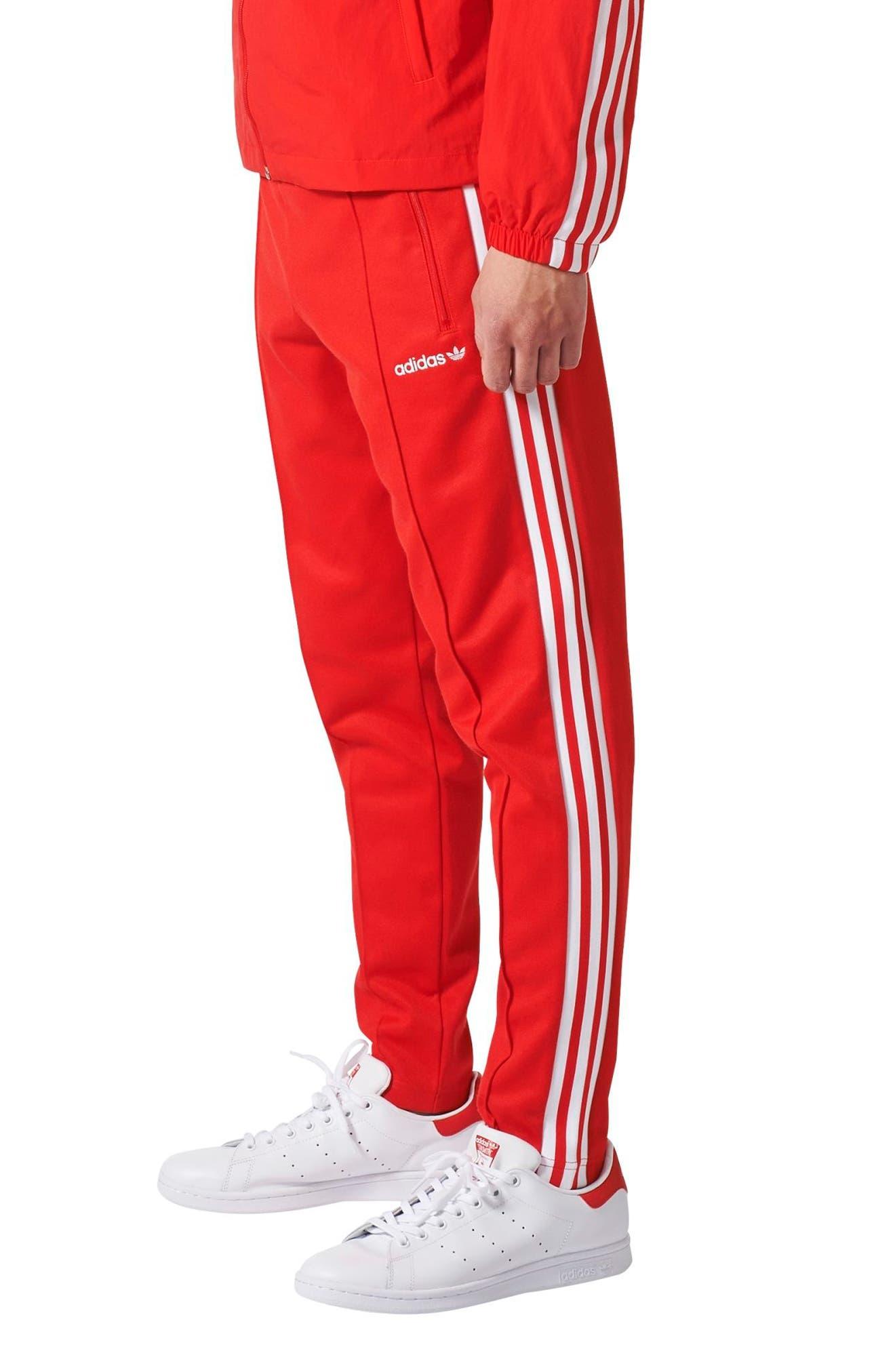 Alternate Image 3  - adidas Originals Beckenbauer Track Pants