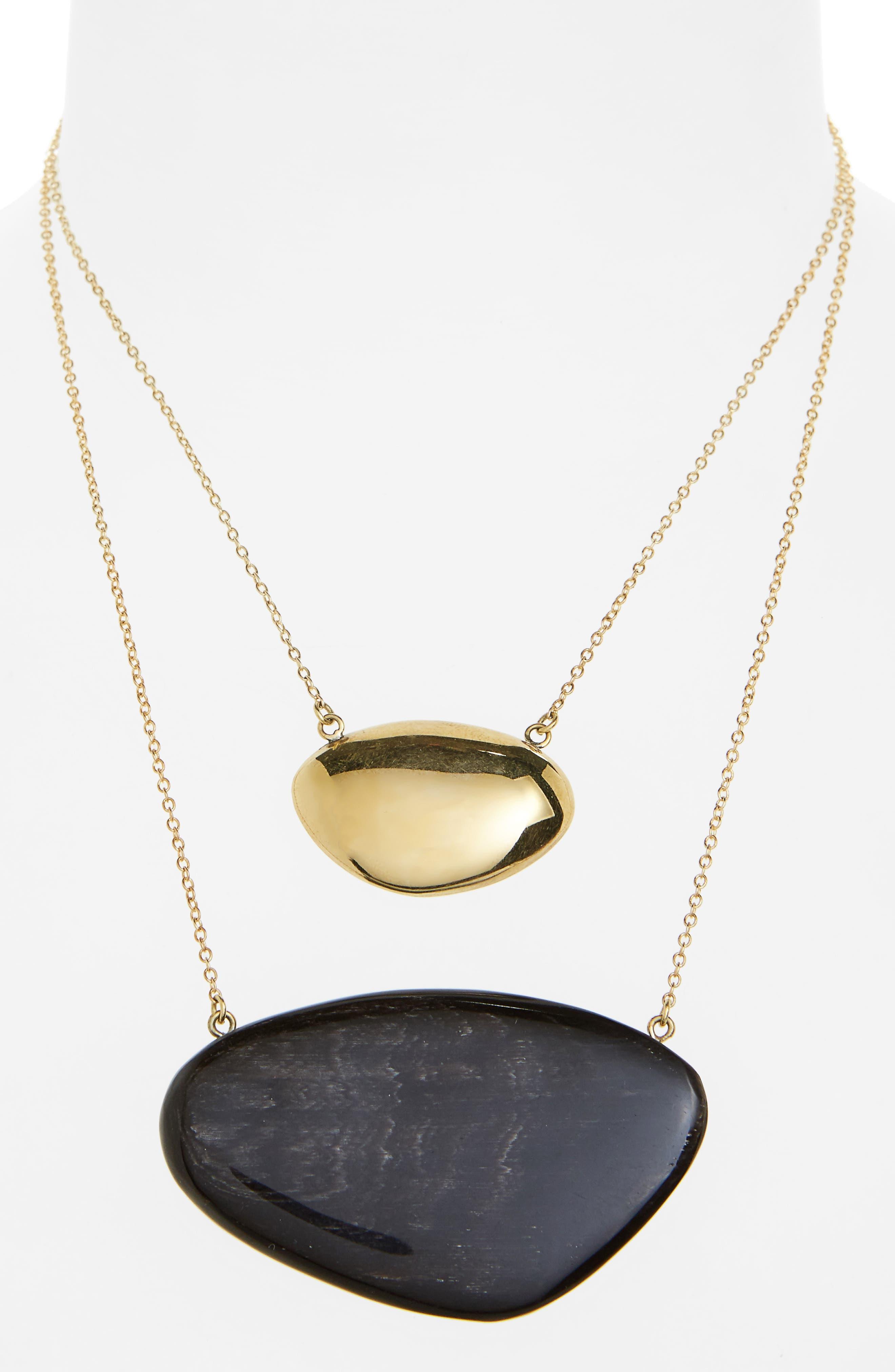 Alternate Image 2  - Soko Sabi Layred Necklace