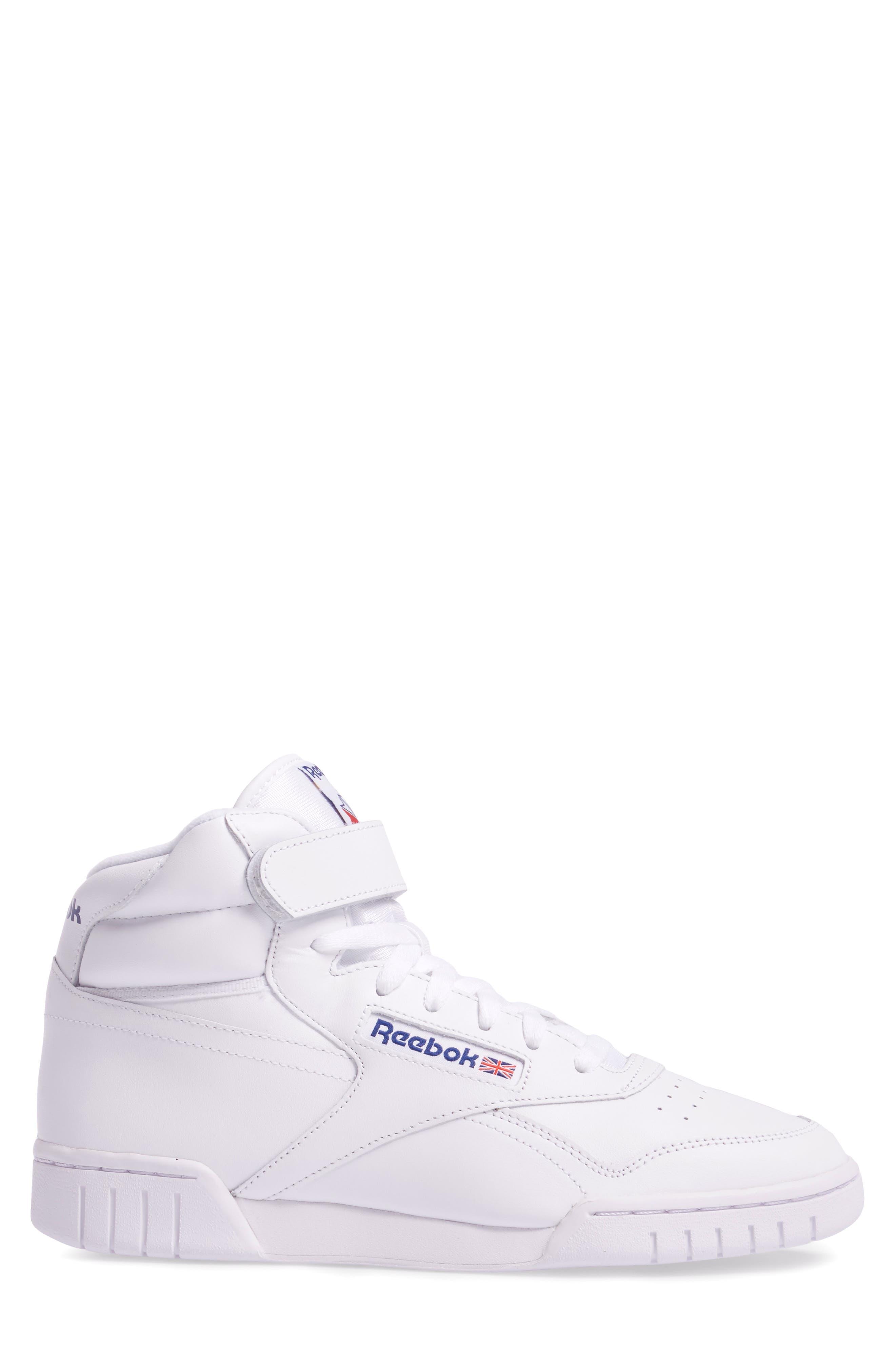 Alternate Image 3  - Reebok Ex-O-Fit Hi Sneaker (Men)