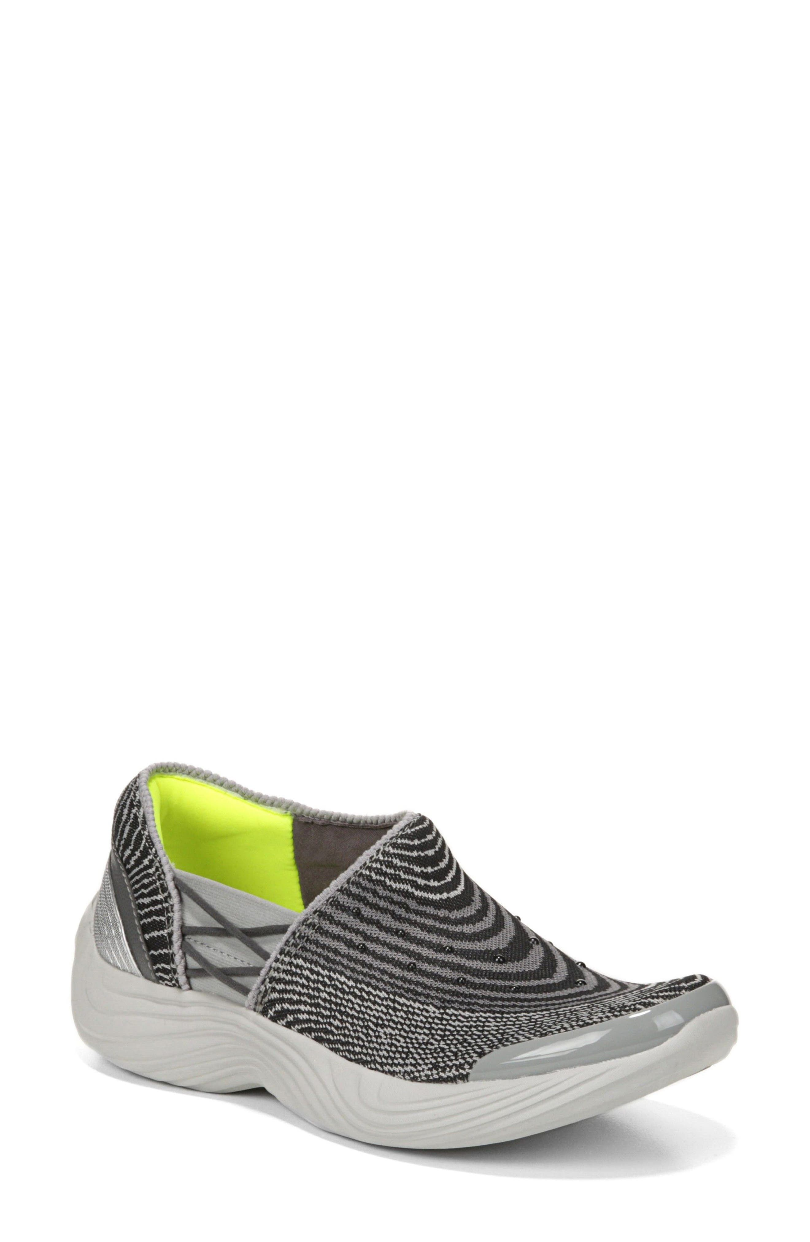 Alternate Image 1 Selected - BZees Tiger Slip-On Sneaker (Women)