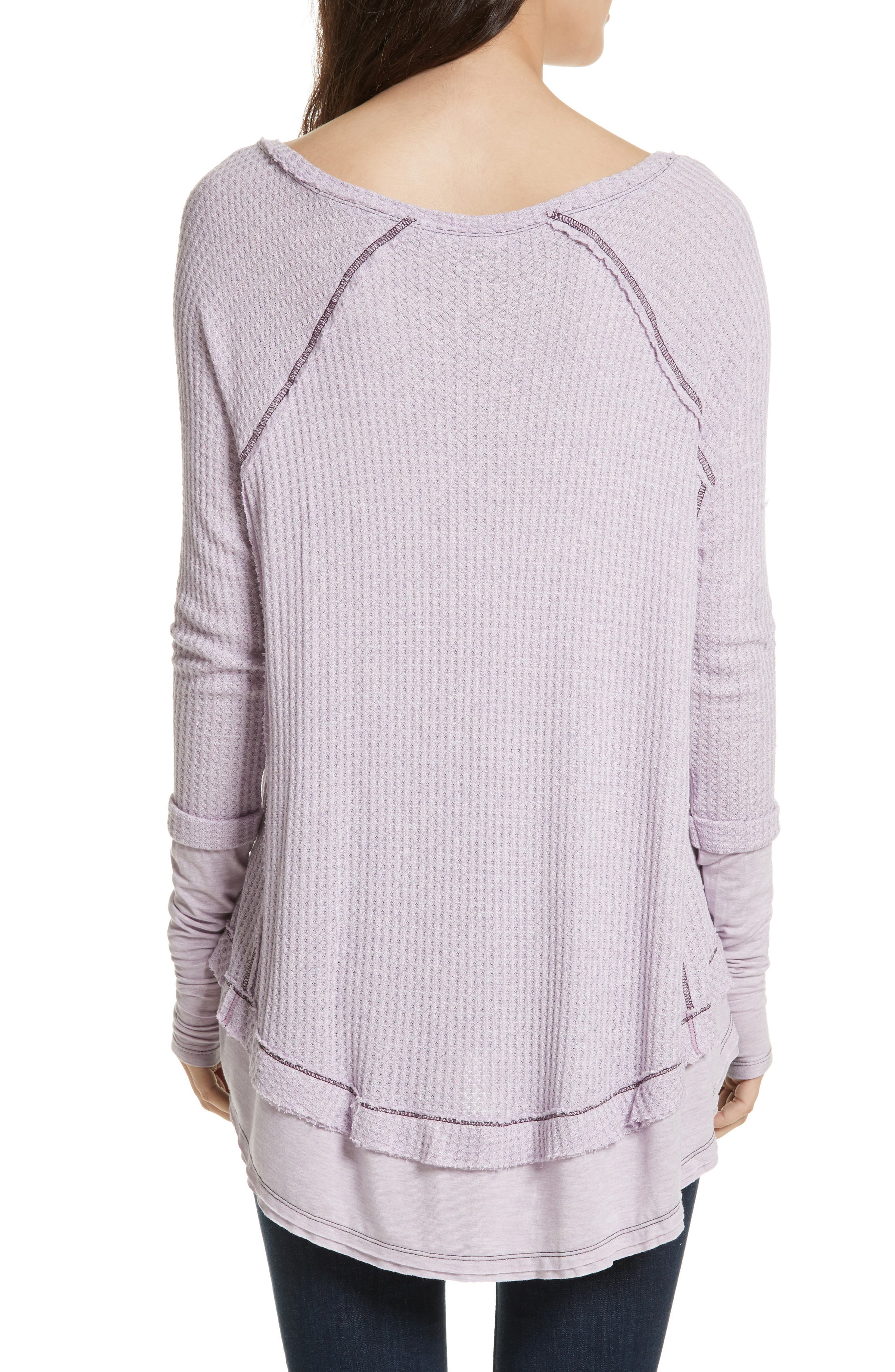 Alternate Image 2  - Free People Laguna Thermal Top