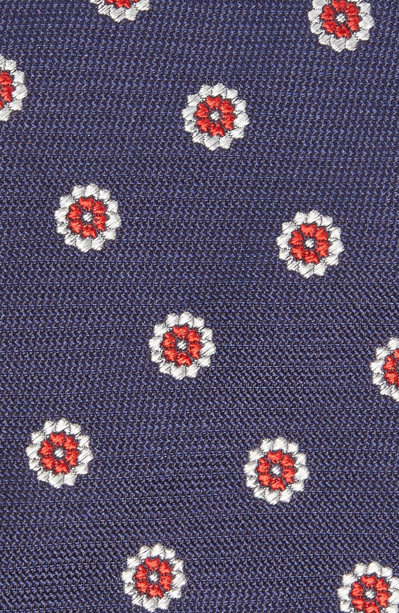 Alternate Image 2  - Strong Suit Medallion Silk Tie