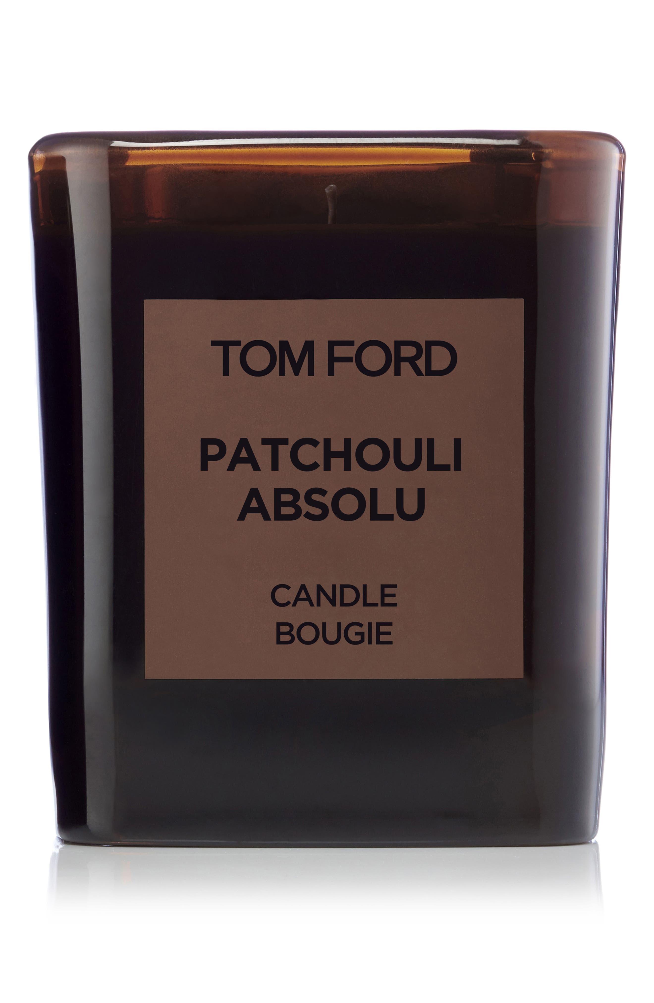 Patchouli Absolu Candle,                         Main,                         color, No Color