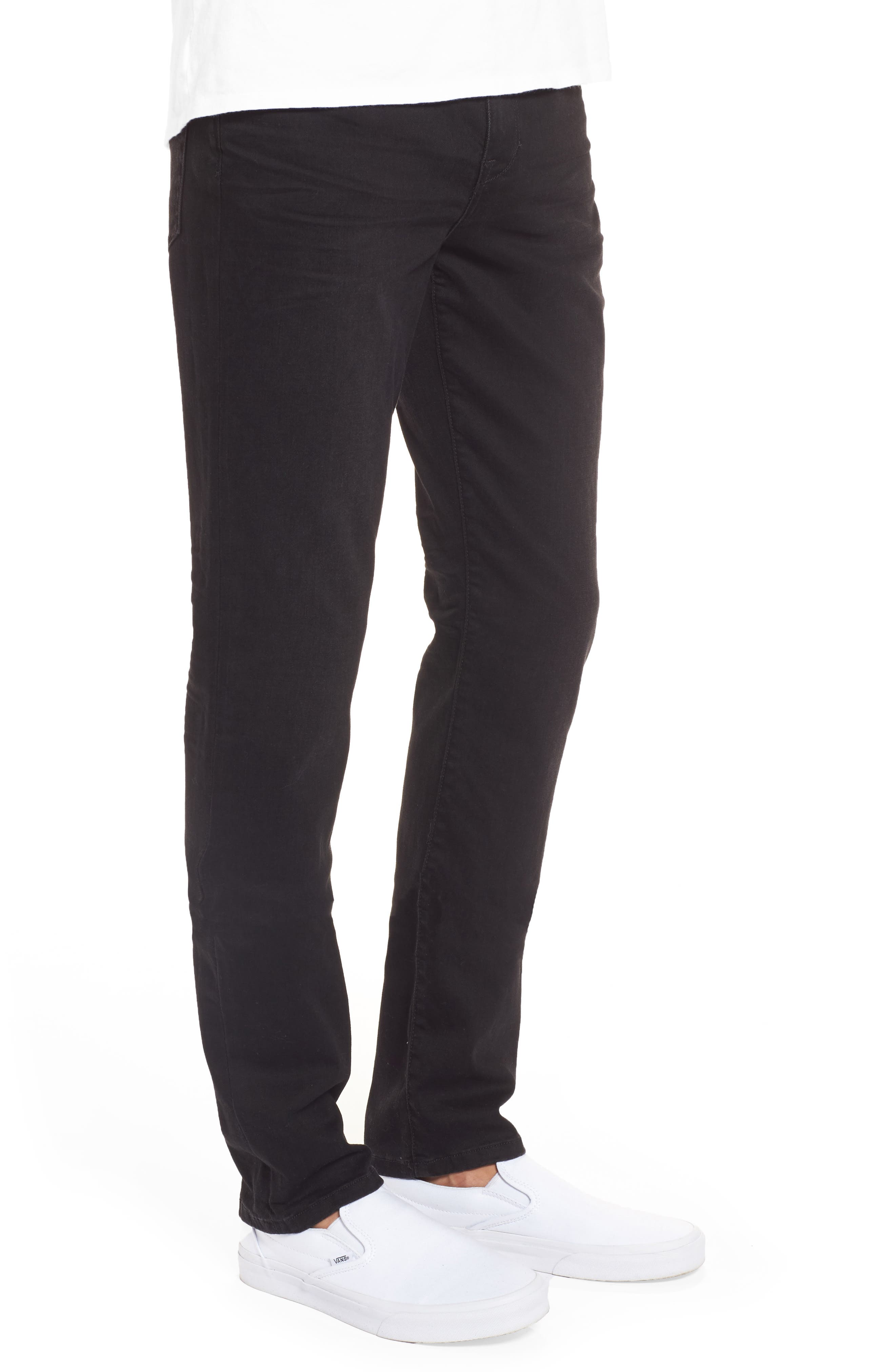 Soder Slouchy Skinny Jeans,                             Alternate thumbnail 3, color,                             Diggie