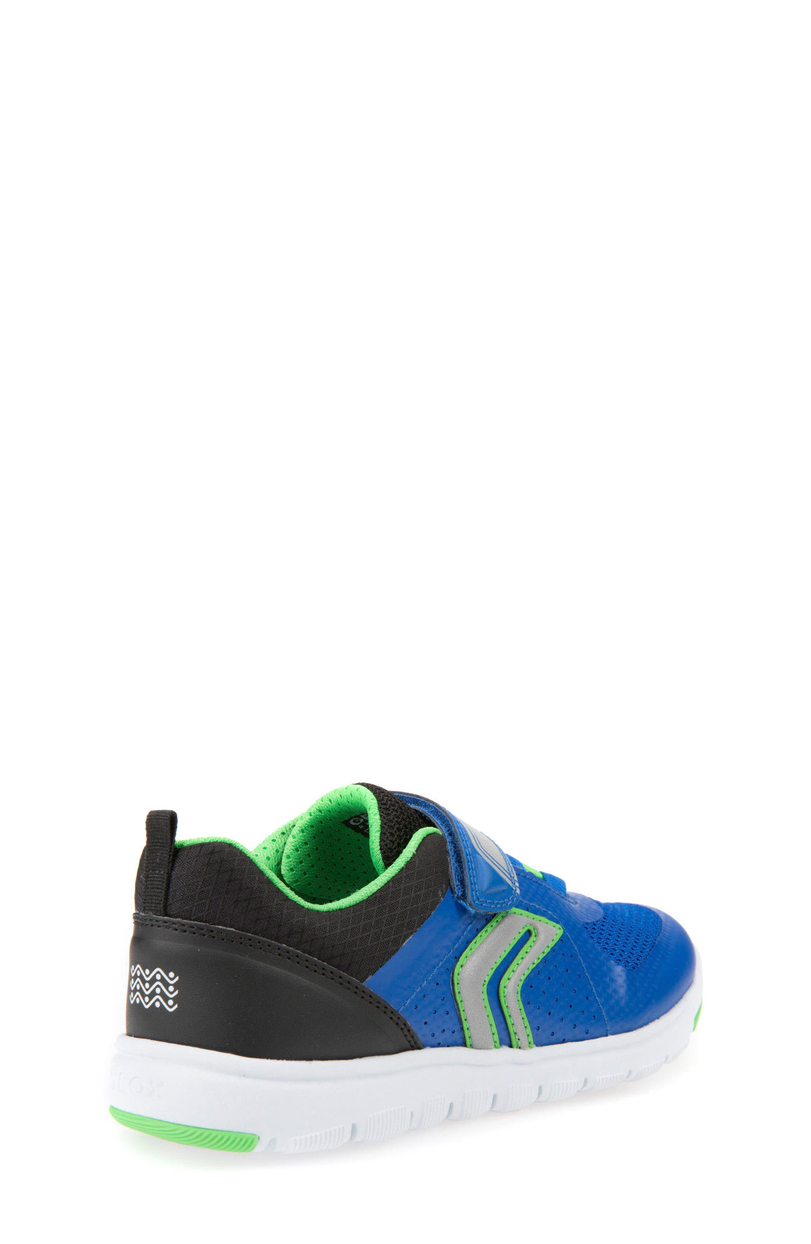 Alternate Image 7  - Geox Xunday Low Top Sneaker (Toddler, Little Kid & Big Kid)