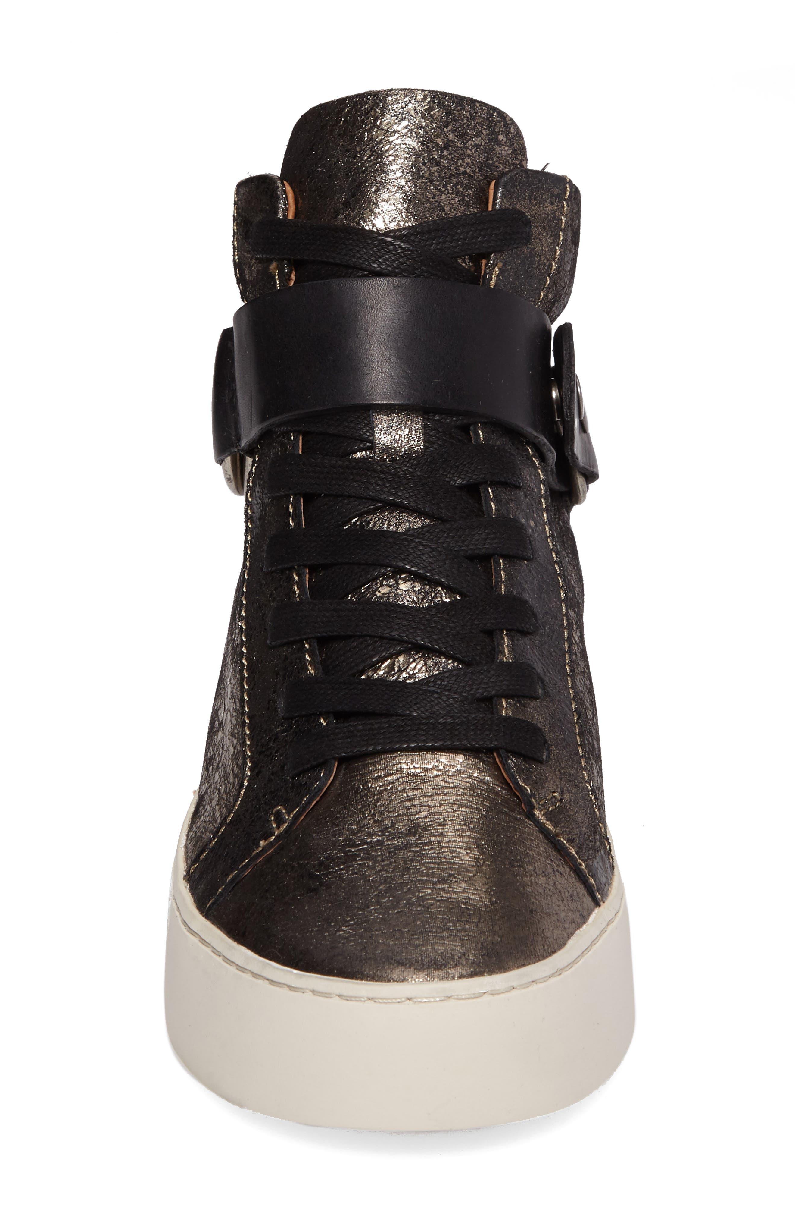 Alternate Image 4  - Frye Lena Harness High Top Sneaker (Women)