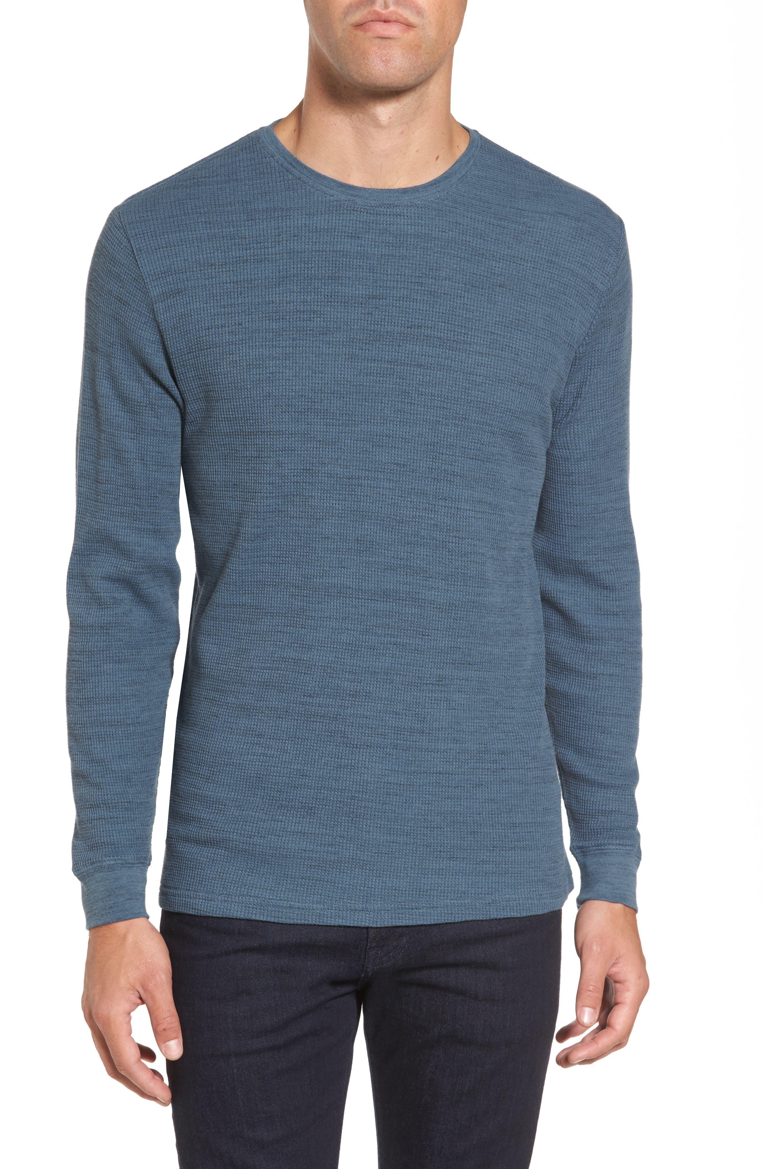 Alternate Image 1 Selected - Coastaoro Vista Waffle Knit T-Shirt