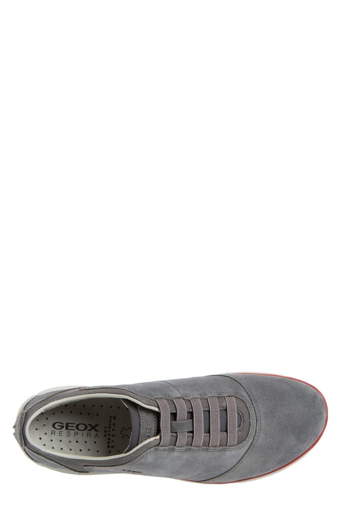 Alternate Image 3  - Geox 'Nebula 7' Slip-On Sneaker (Men)