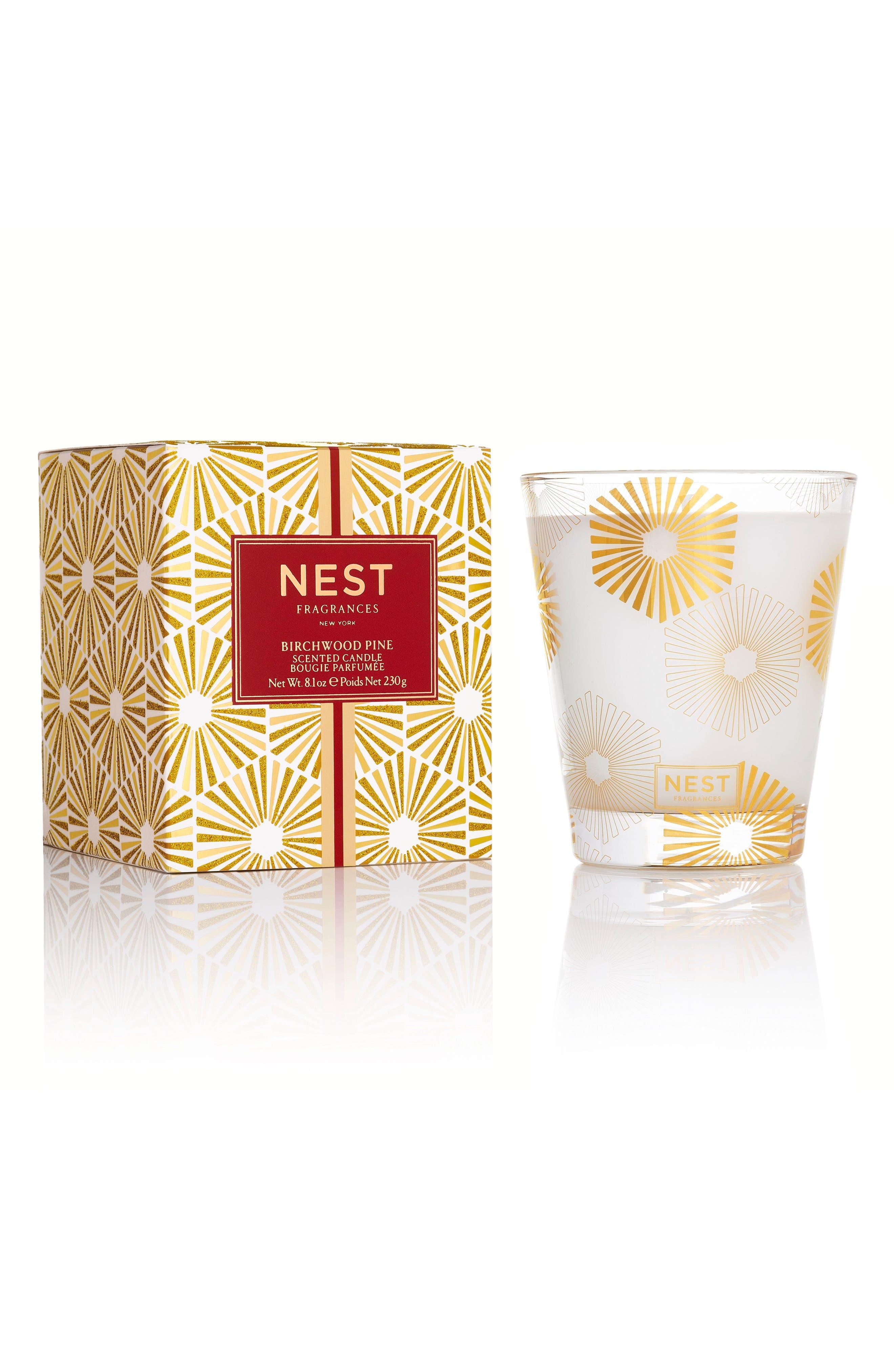 Main Image - NEST Fragrances Birchwood Pine Classic Candle
