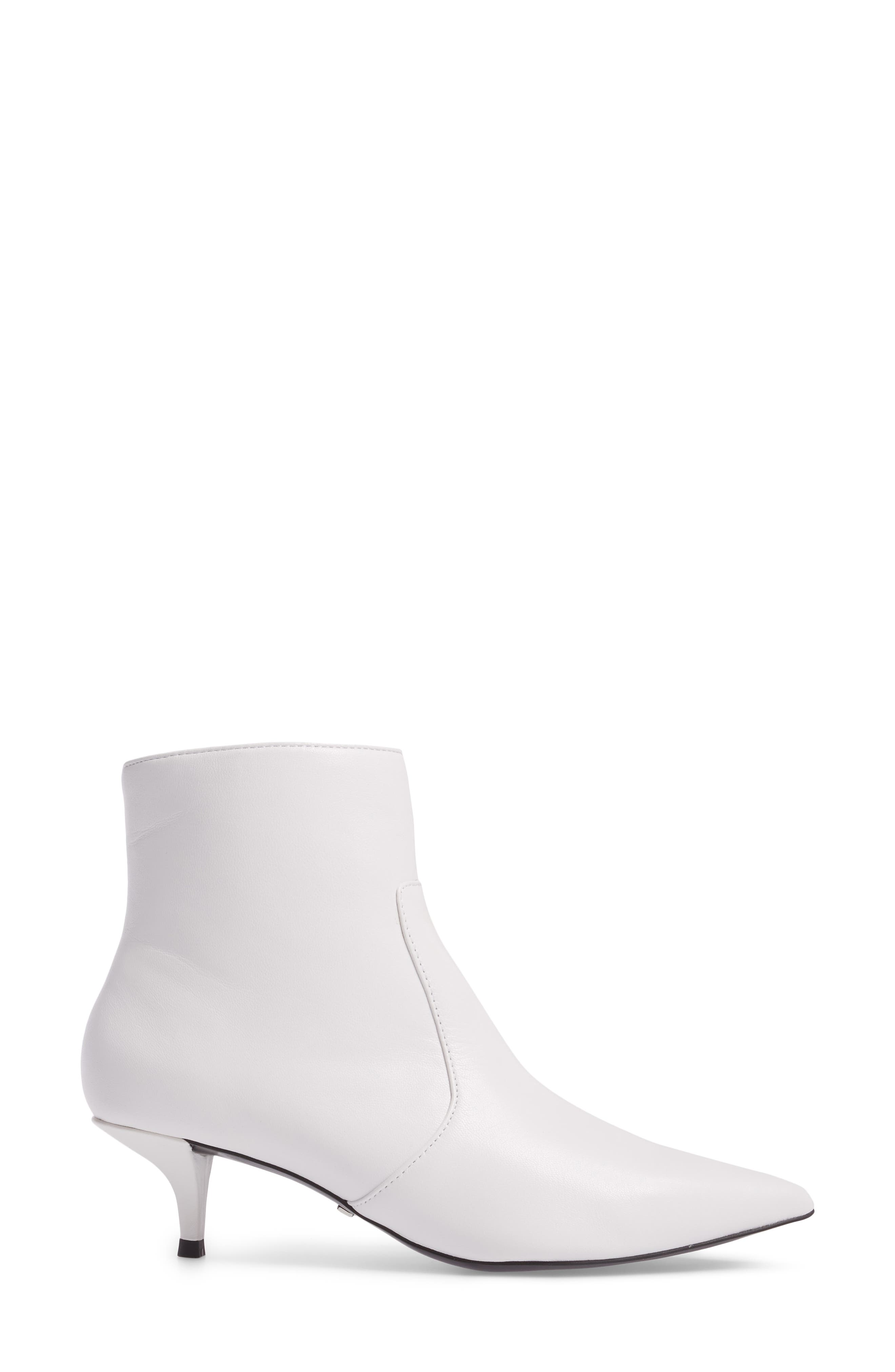 Alternate Image 3  - Topshop Abba Pointy Toe Bootie (Women)