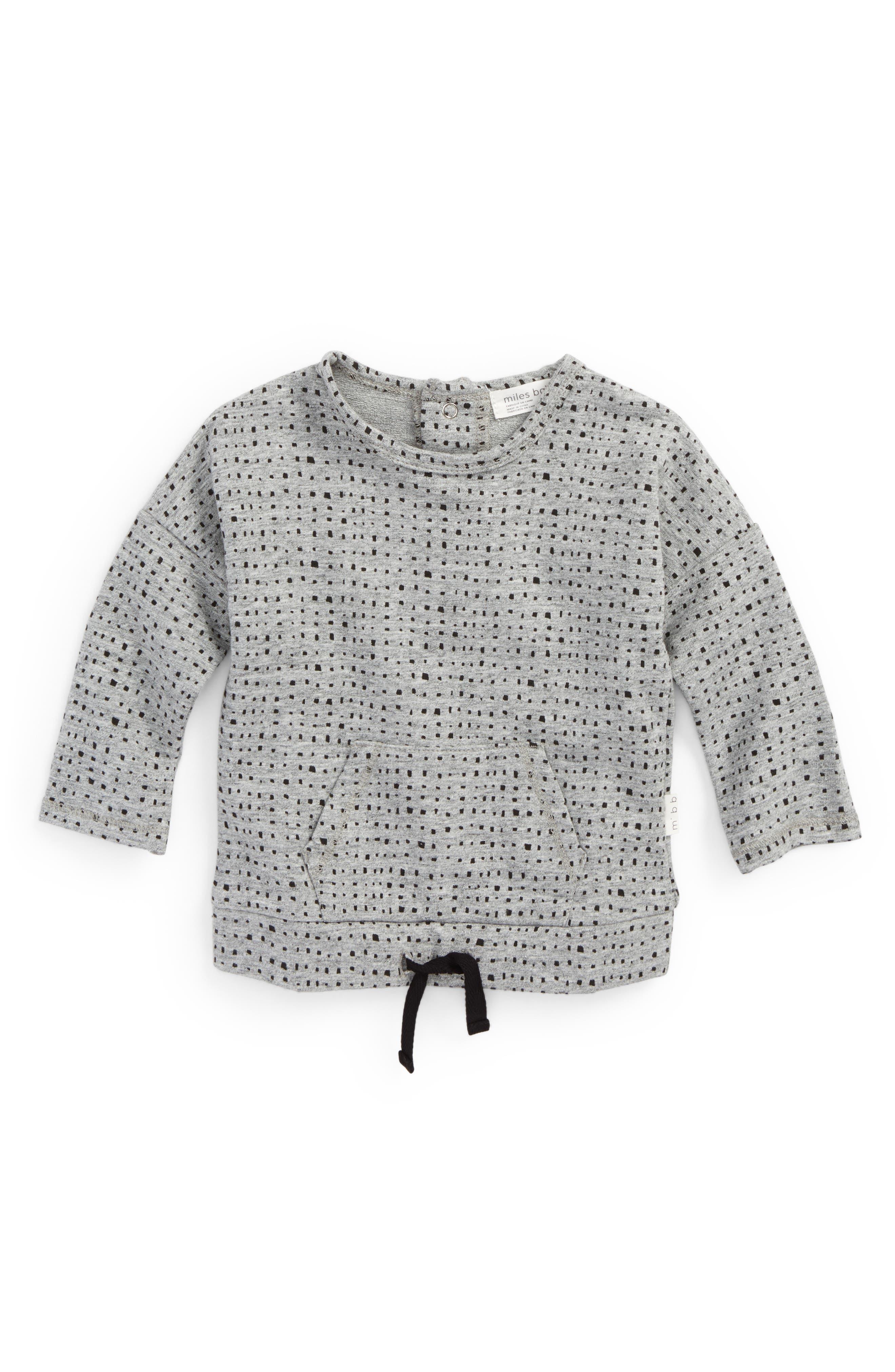 Miles Baby Print T-Shirt (Baby)
