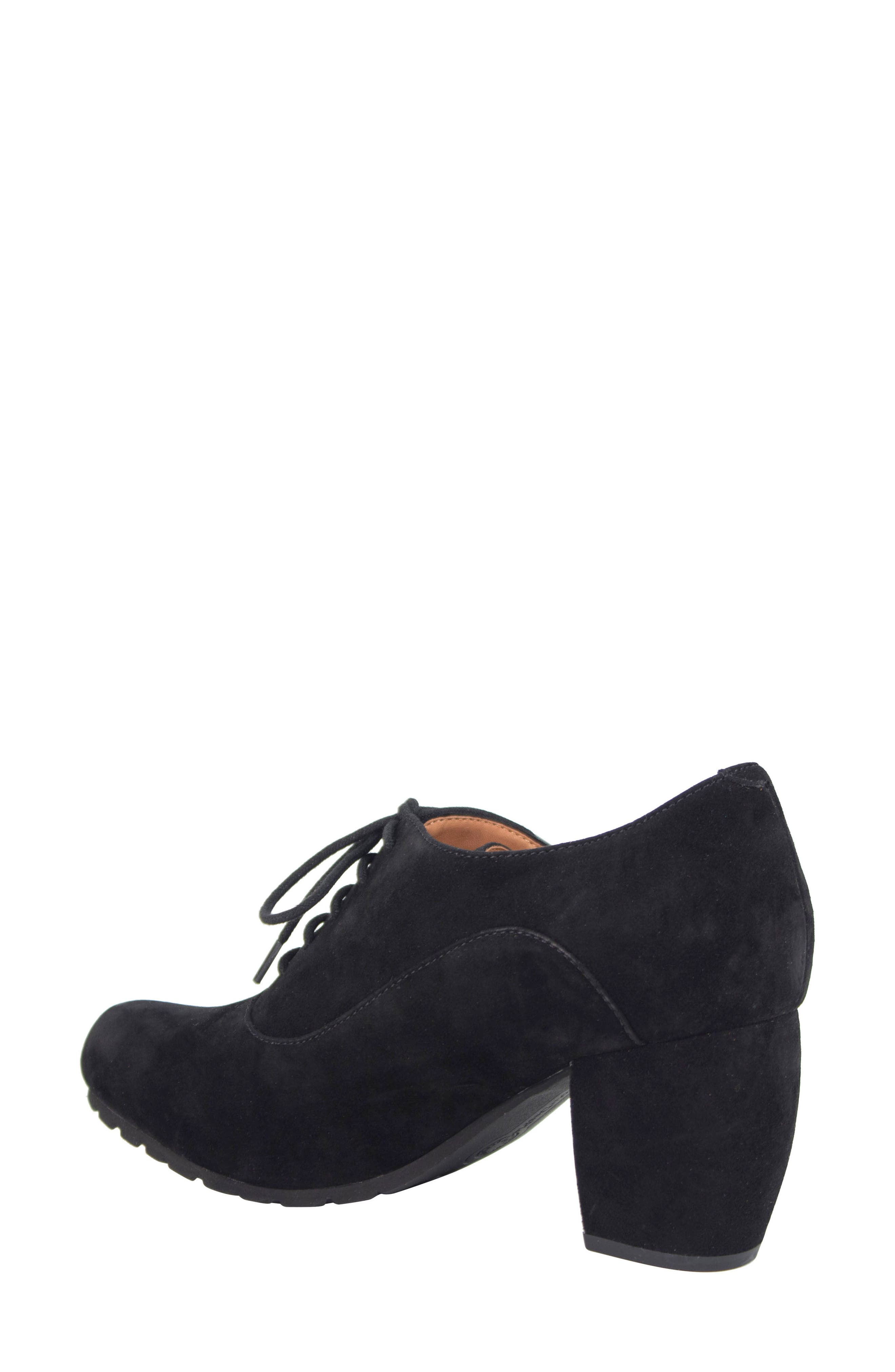 Alternate Image 2  - L'Amour des Pieds Pardoe Lace-Up Bootie (Women)