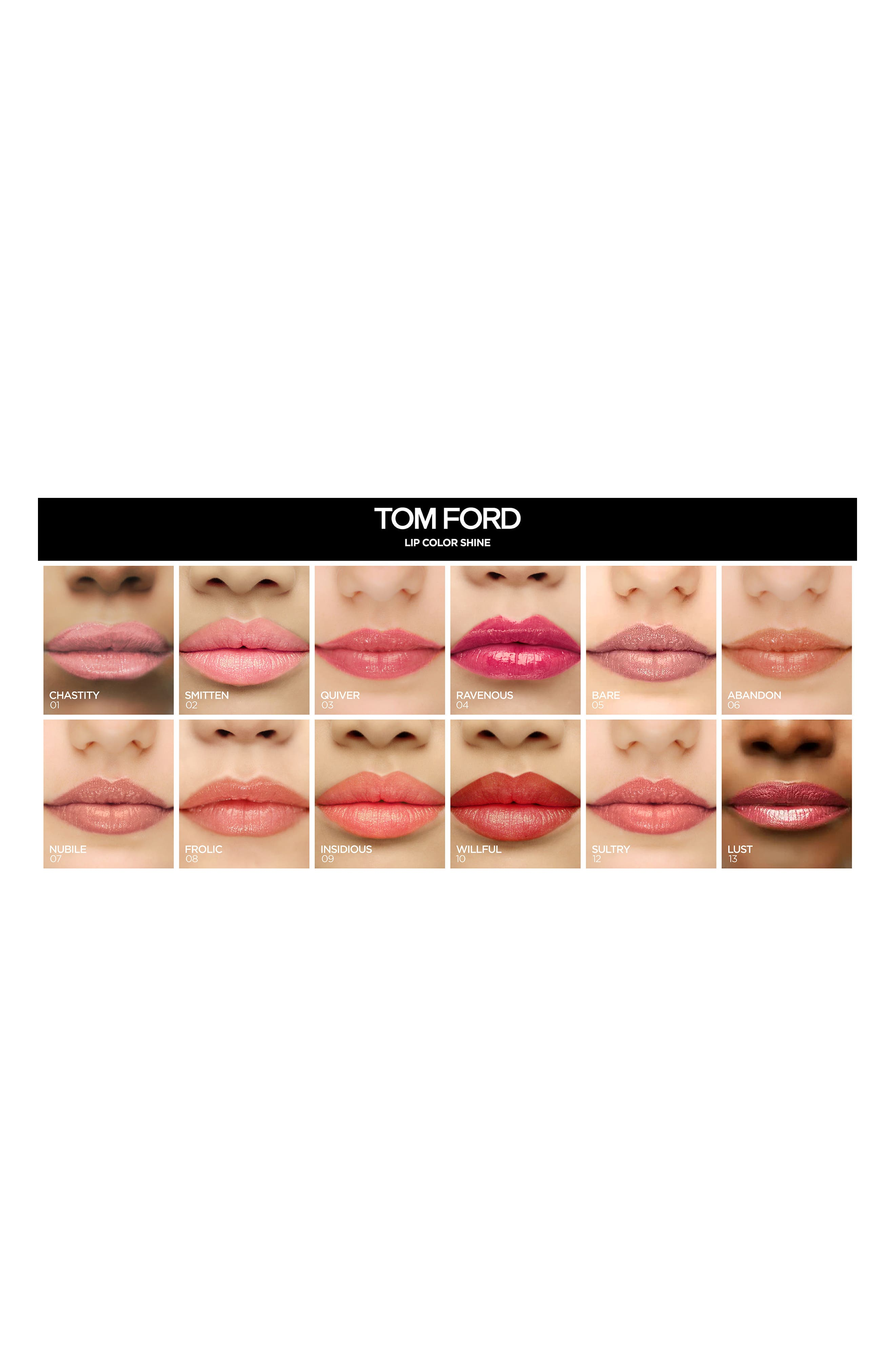 Alternate Image 2  - Tom Ford Lip Color Shine