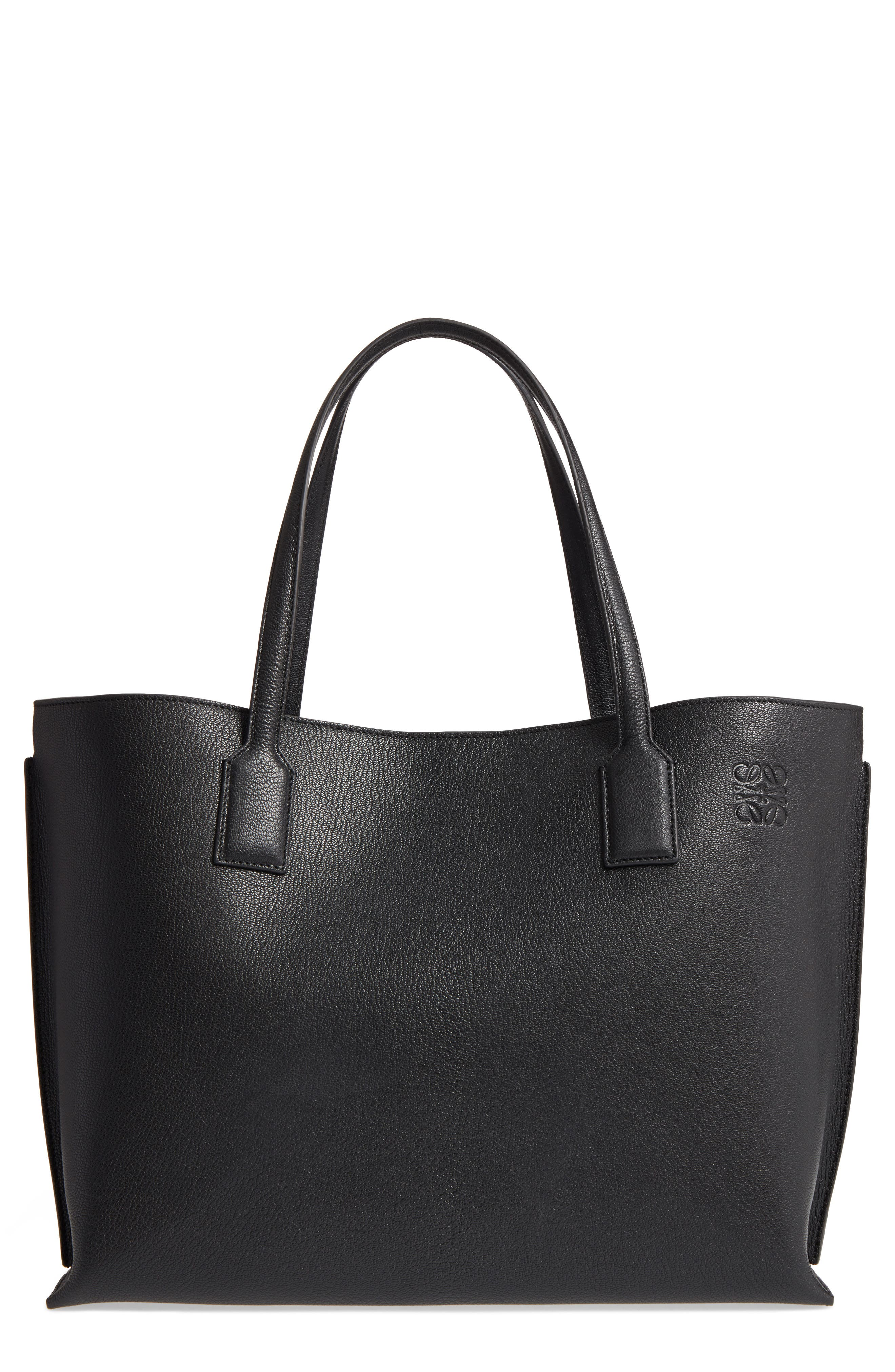 Loewe Large Leather T-Shopper