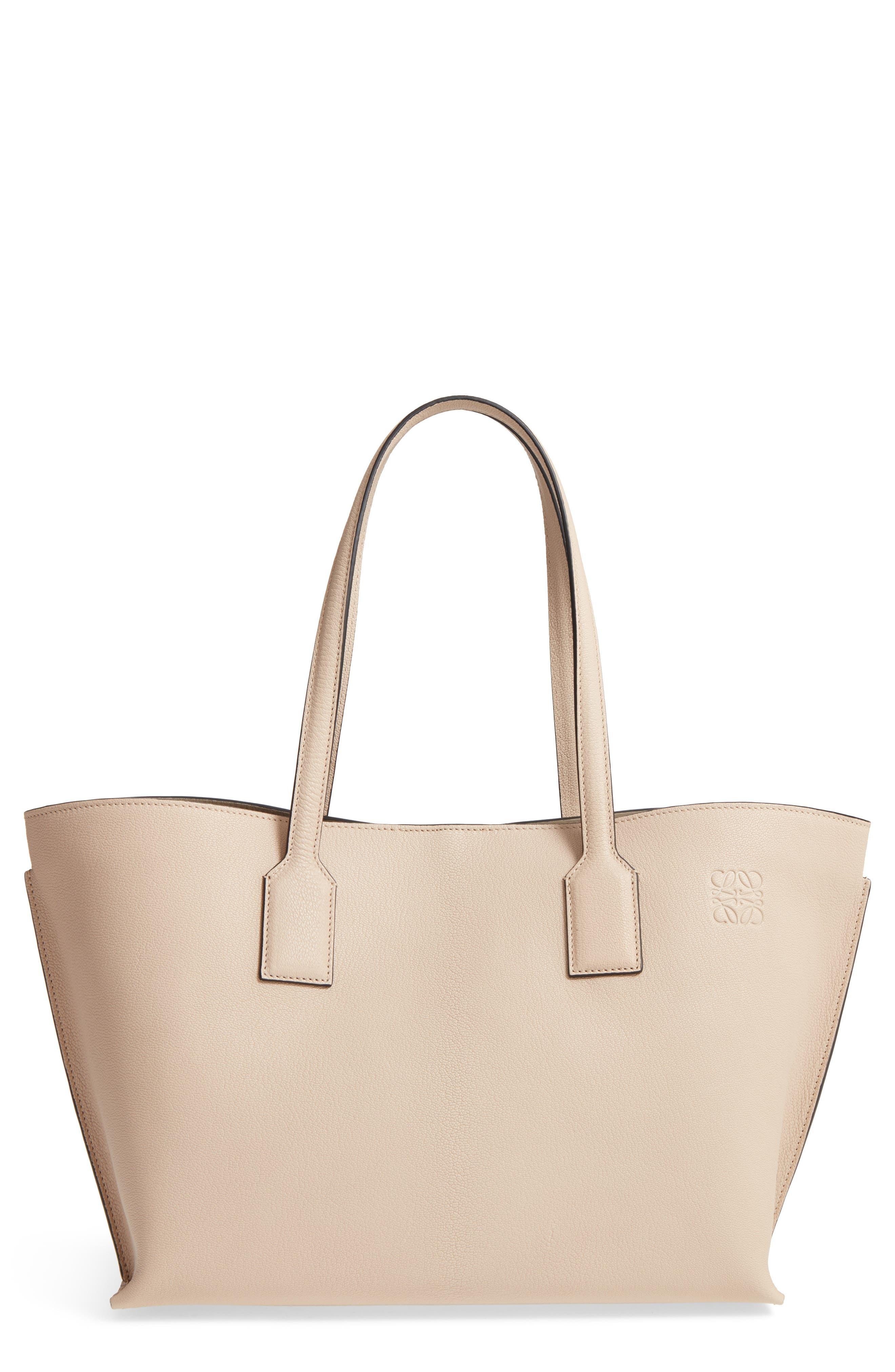 Loewe T-Leather Shopper