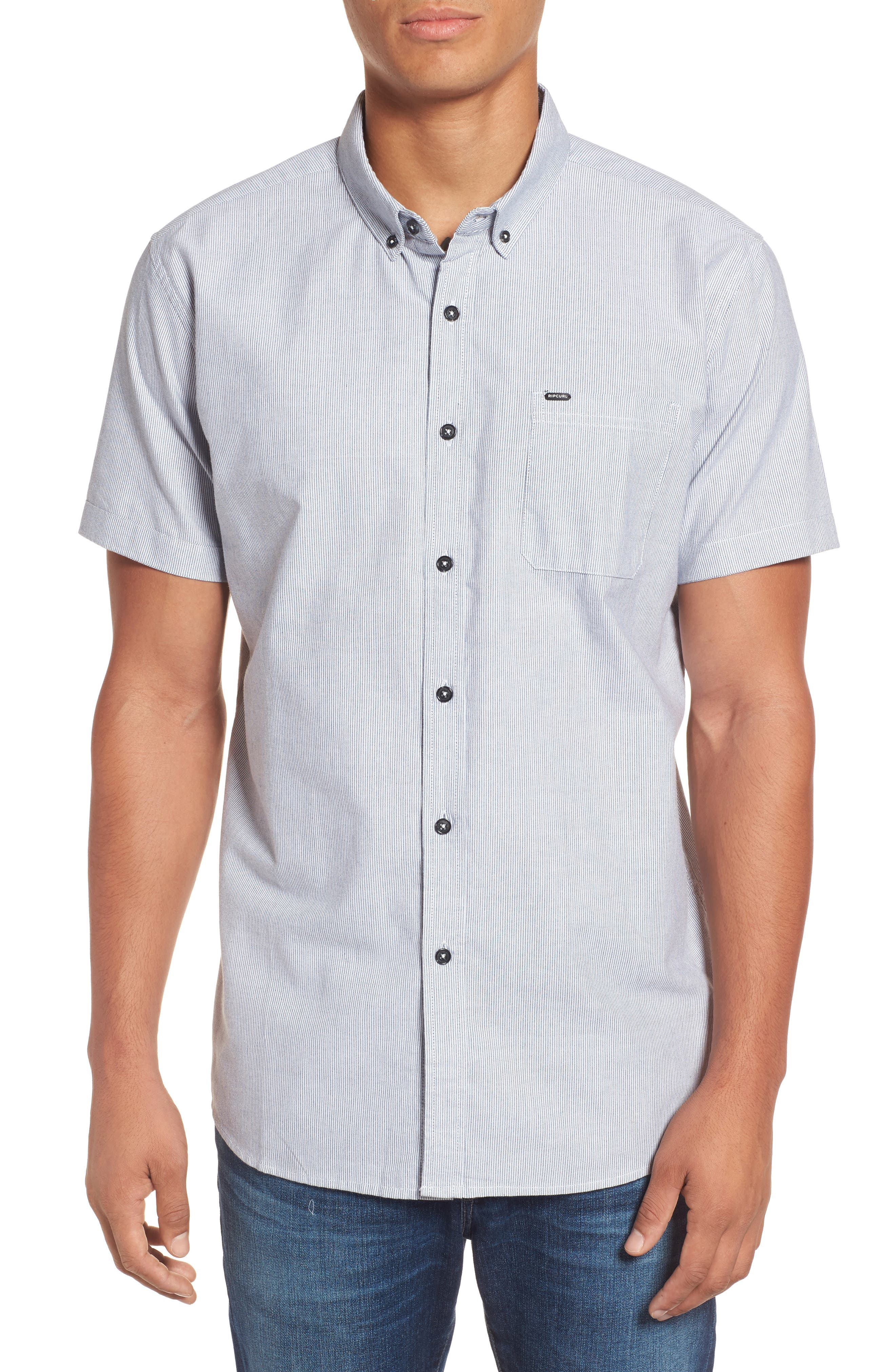 Main Image - Rip Curl Ourtime Woven Shirt