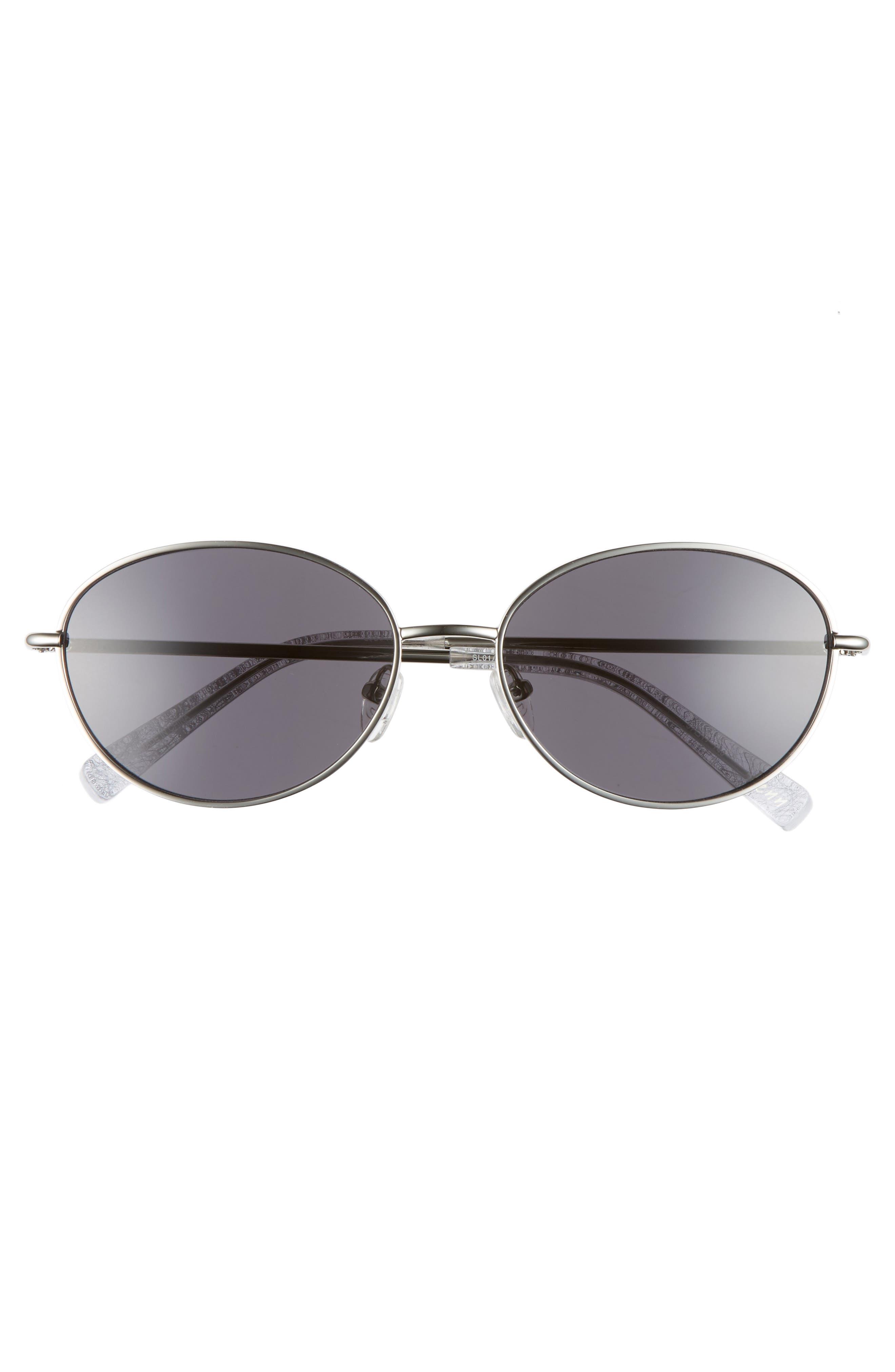 Alternate Image 3  - Elizabeth and James Fenn 57mm Oval Sunglasses