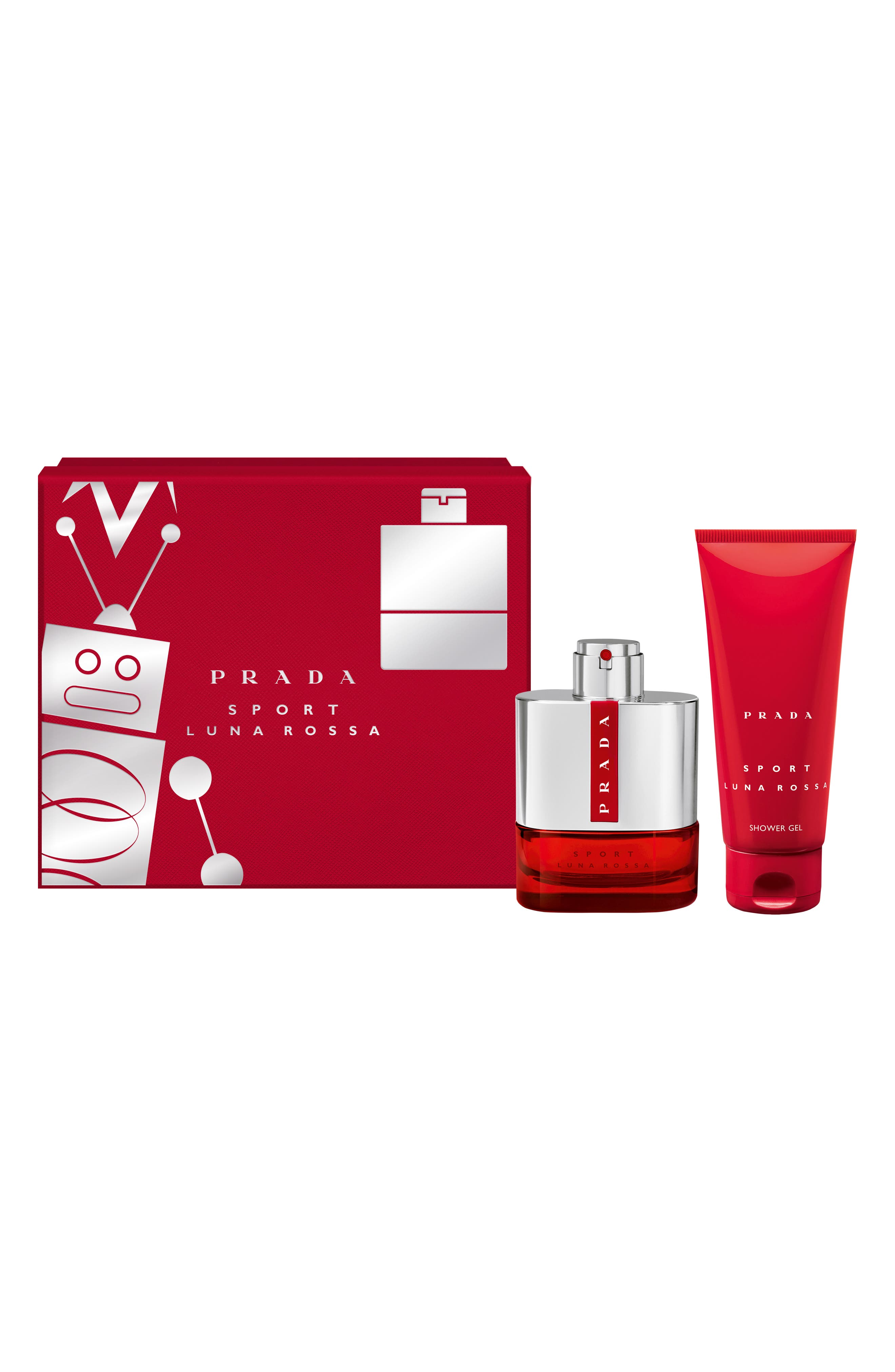 Prada Luna Rossa Sport Set ($104 Value)
