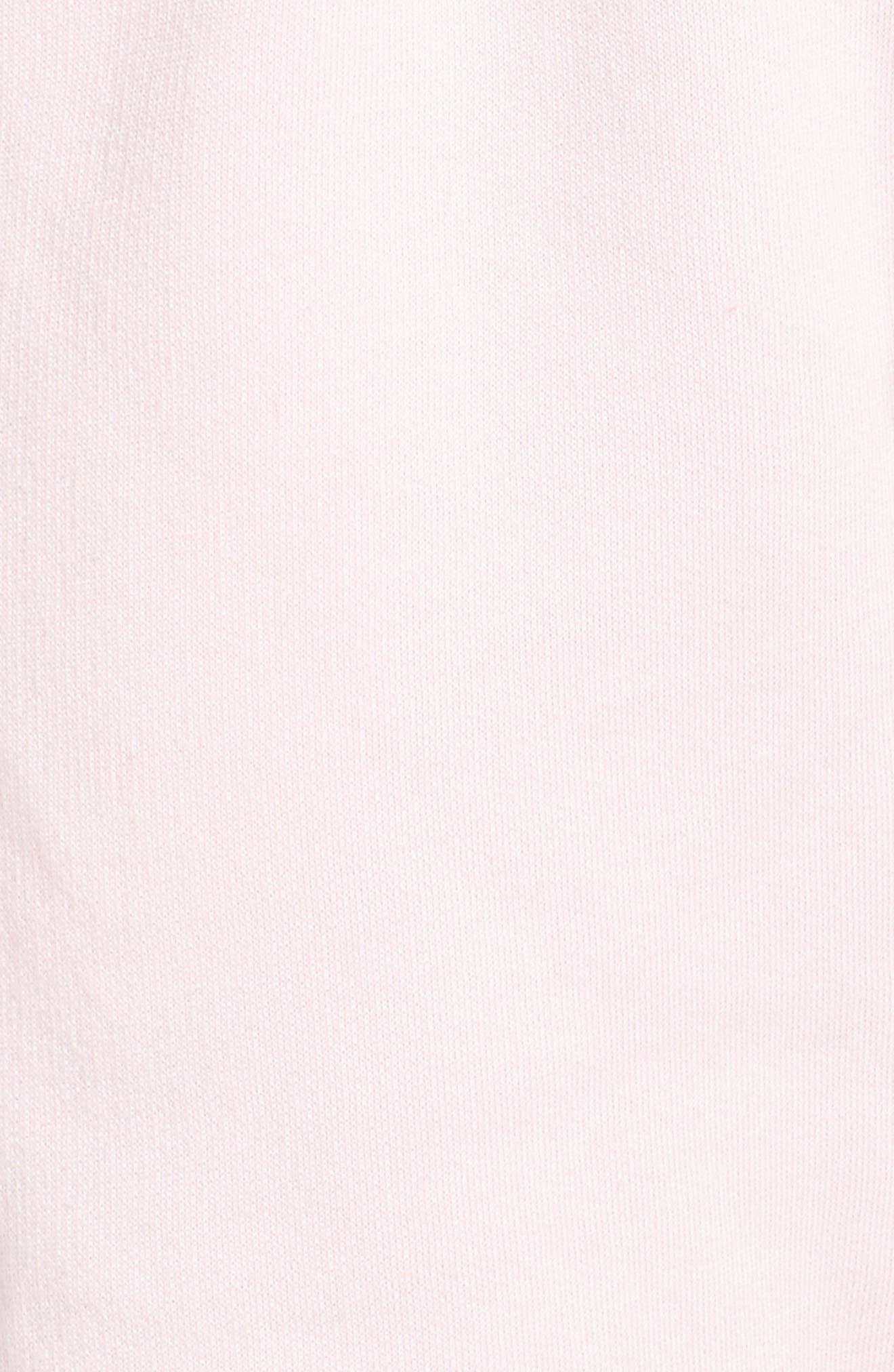 Brunette Jogger Pants,                             Alternate thumbnail 8, color,                             Pink