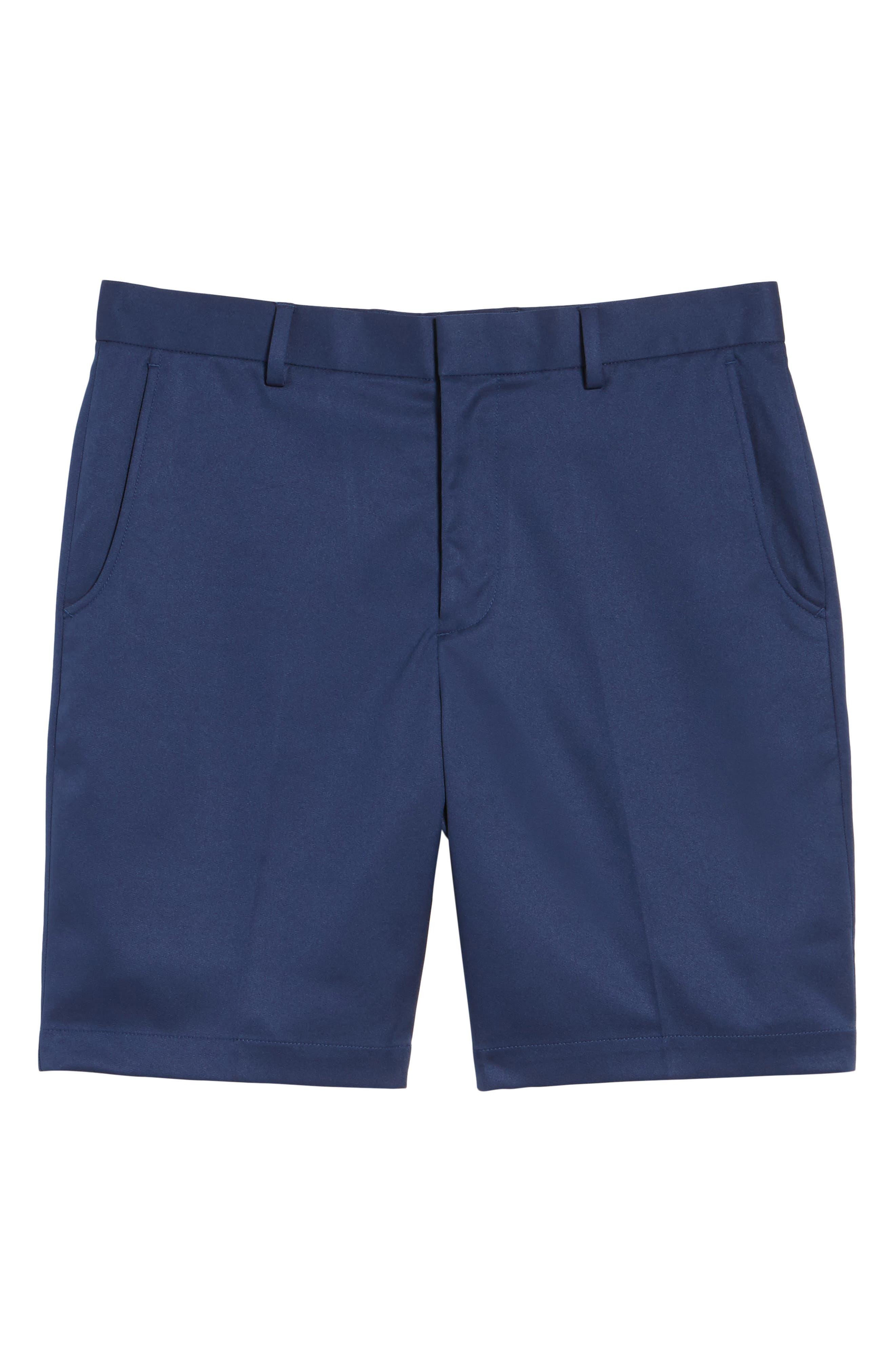 Alternate Image 6  - Bobby Jones Flat Front Tech Shorts